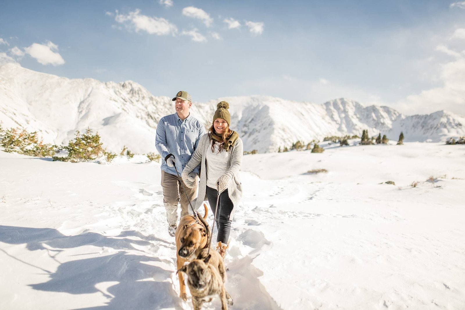 couples portrait photographer in estes park