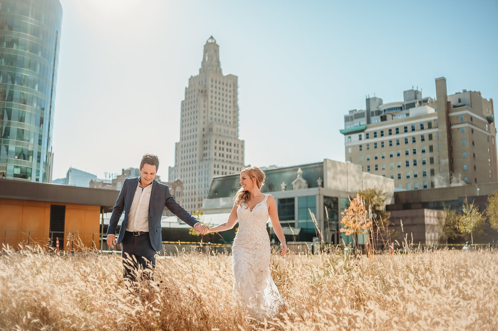 Kendra + Diego_Bridal Portraits_Liberty Memorial Downtown Kansas City Missouri_Wedding Treolo Photography-8