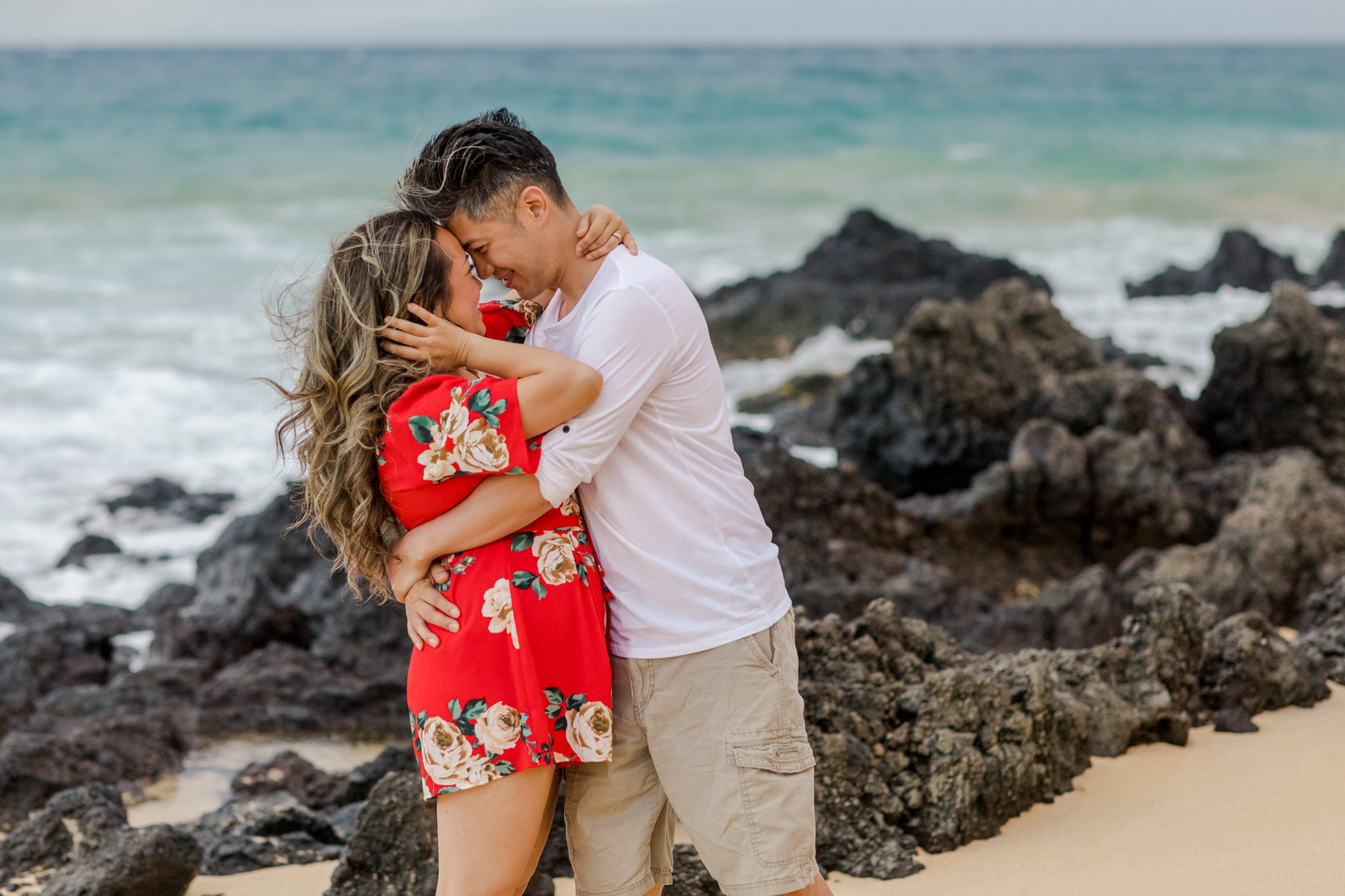 Maui Couple's Anniversary Photography-86