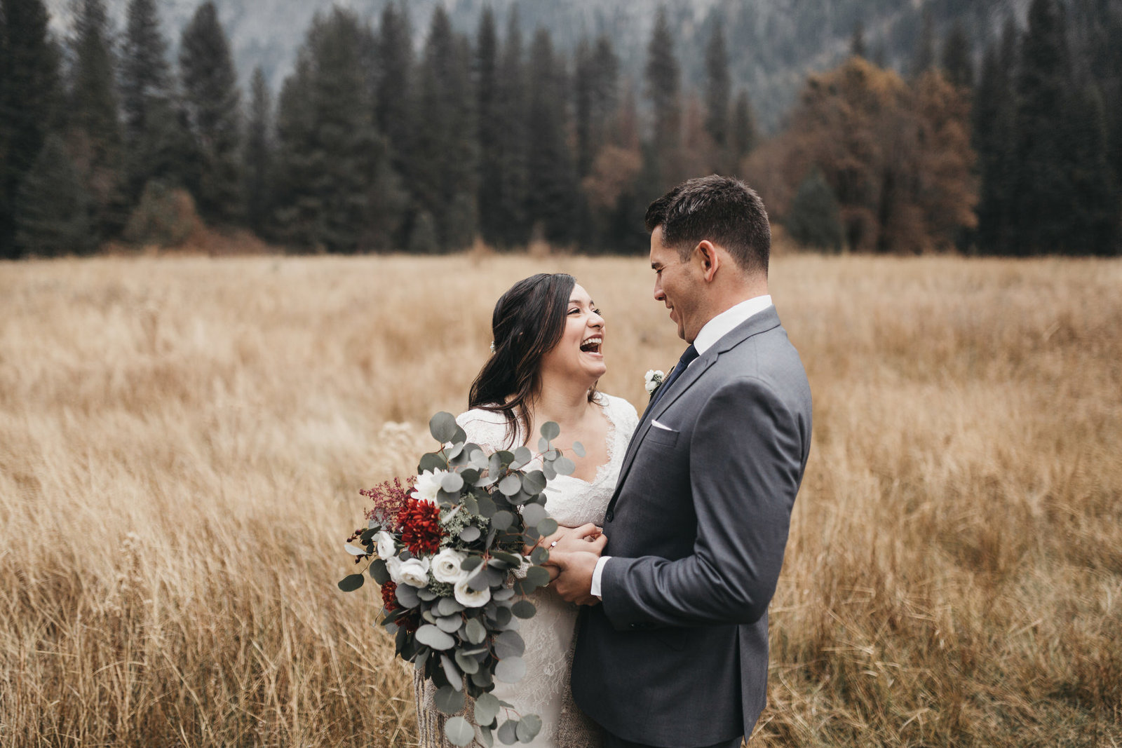 athena-and-camron-yosemite-elopement-wedding-photographer-elegent-valley-wedding23-laughing