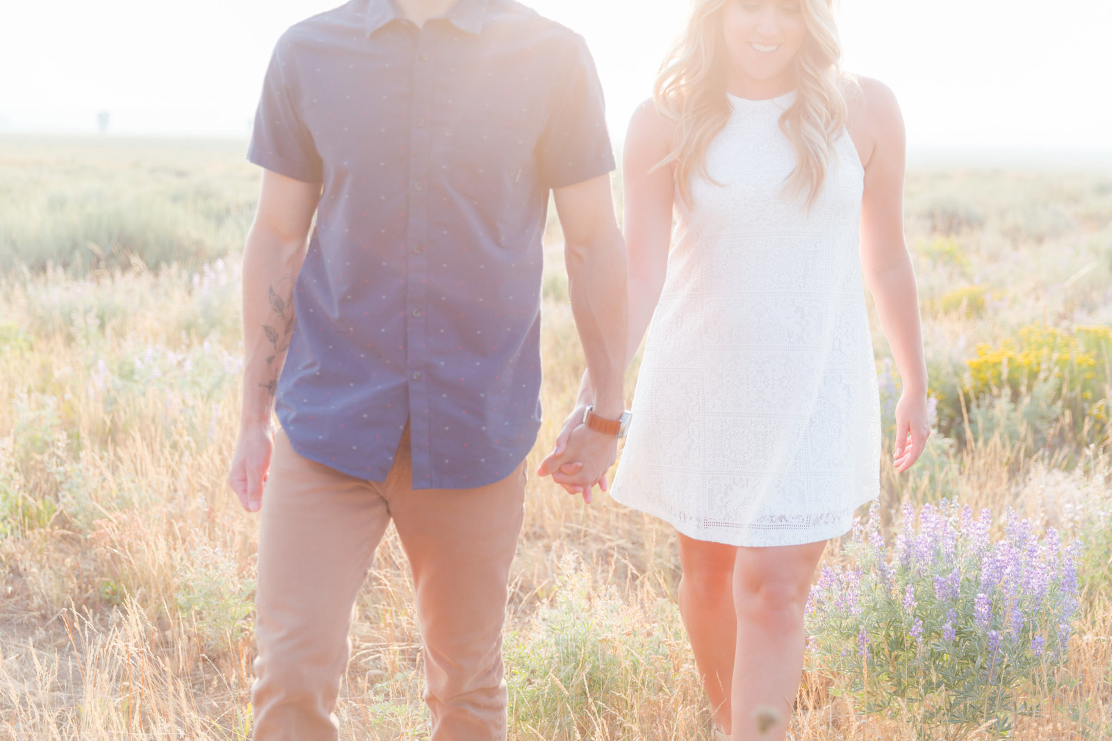 Grand Teton National Park engagement summer