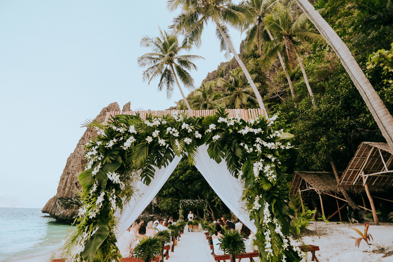 el nido resort palawan wedding photographer