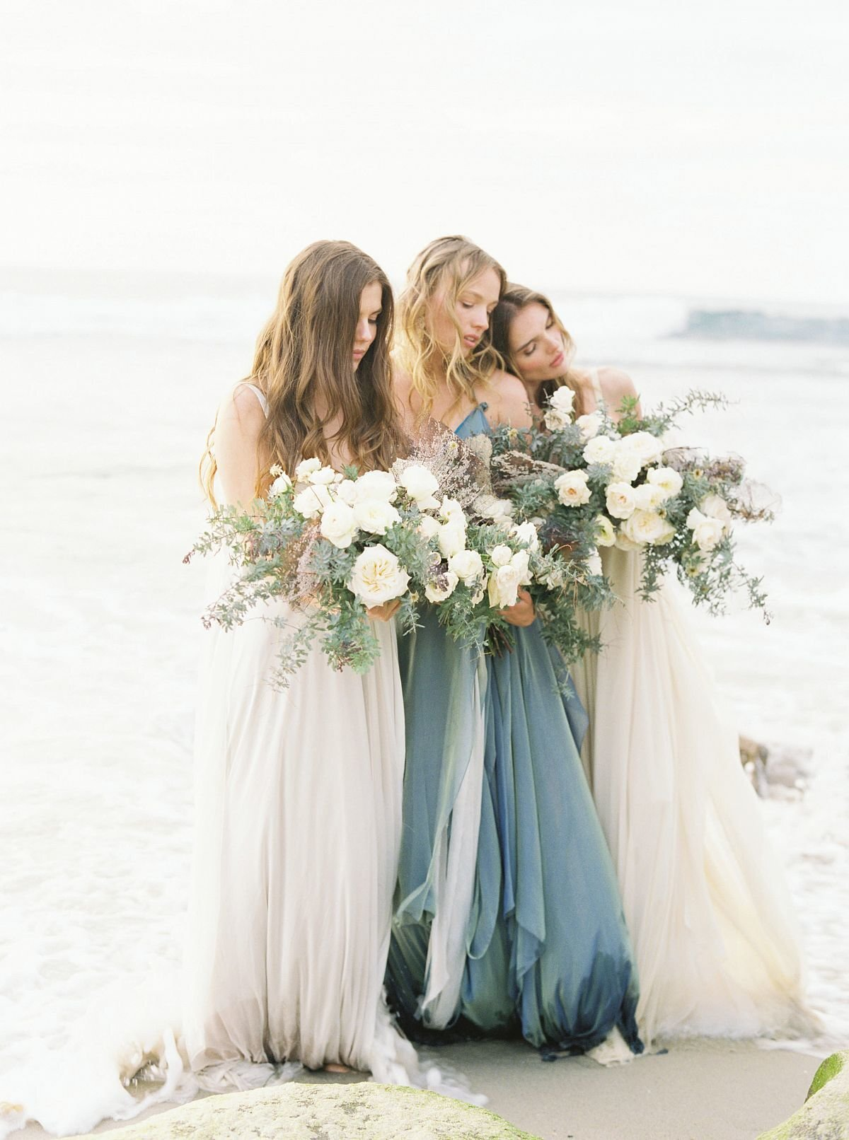 Coastal Beach Wedding Inspiration- Ashley Rae Photography Arizona and California Film Photographer6