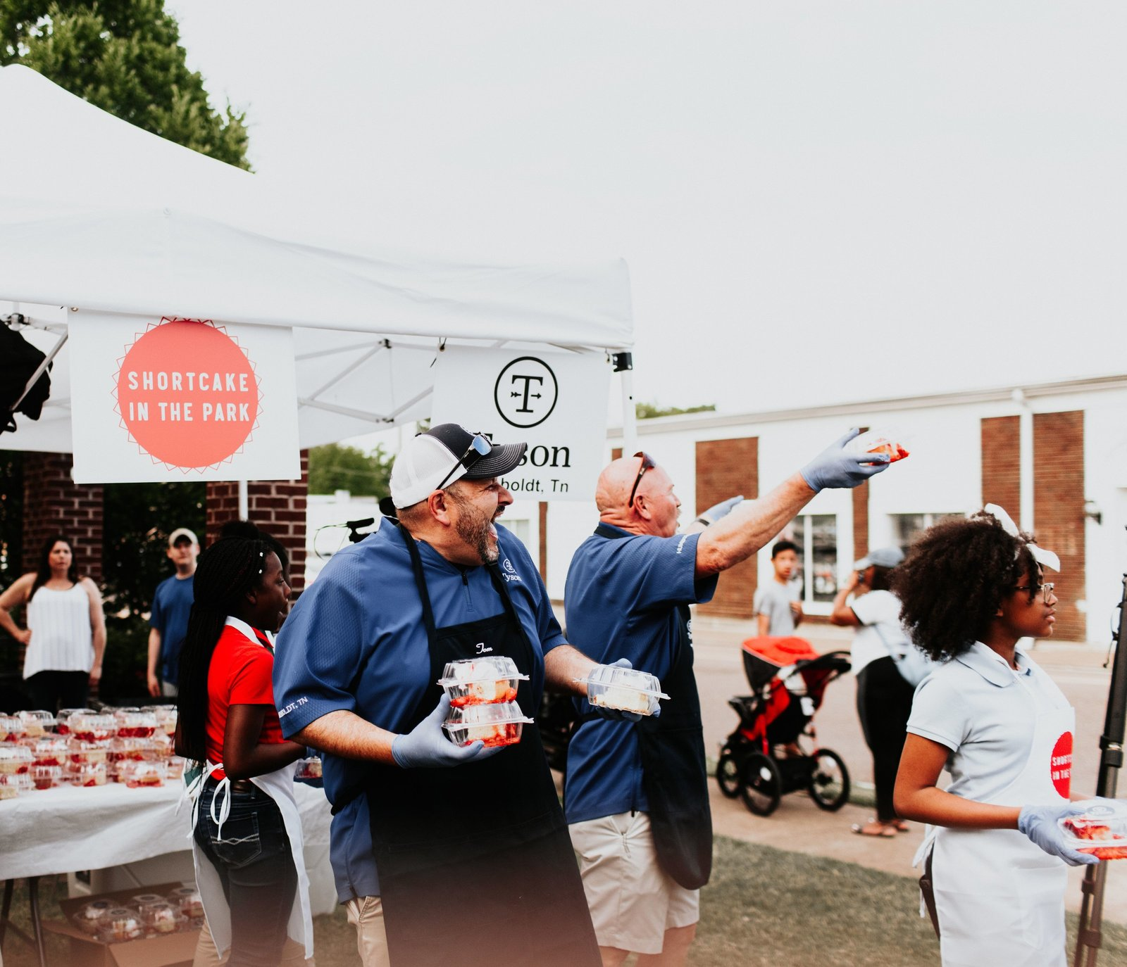 2019 West Tennessee Strawberry Festival - Shortcake in the park - 38