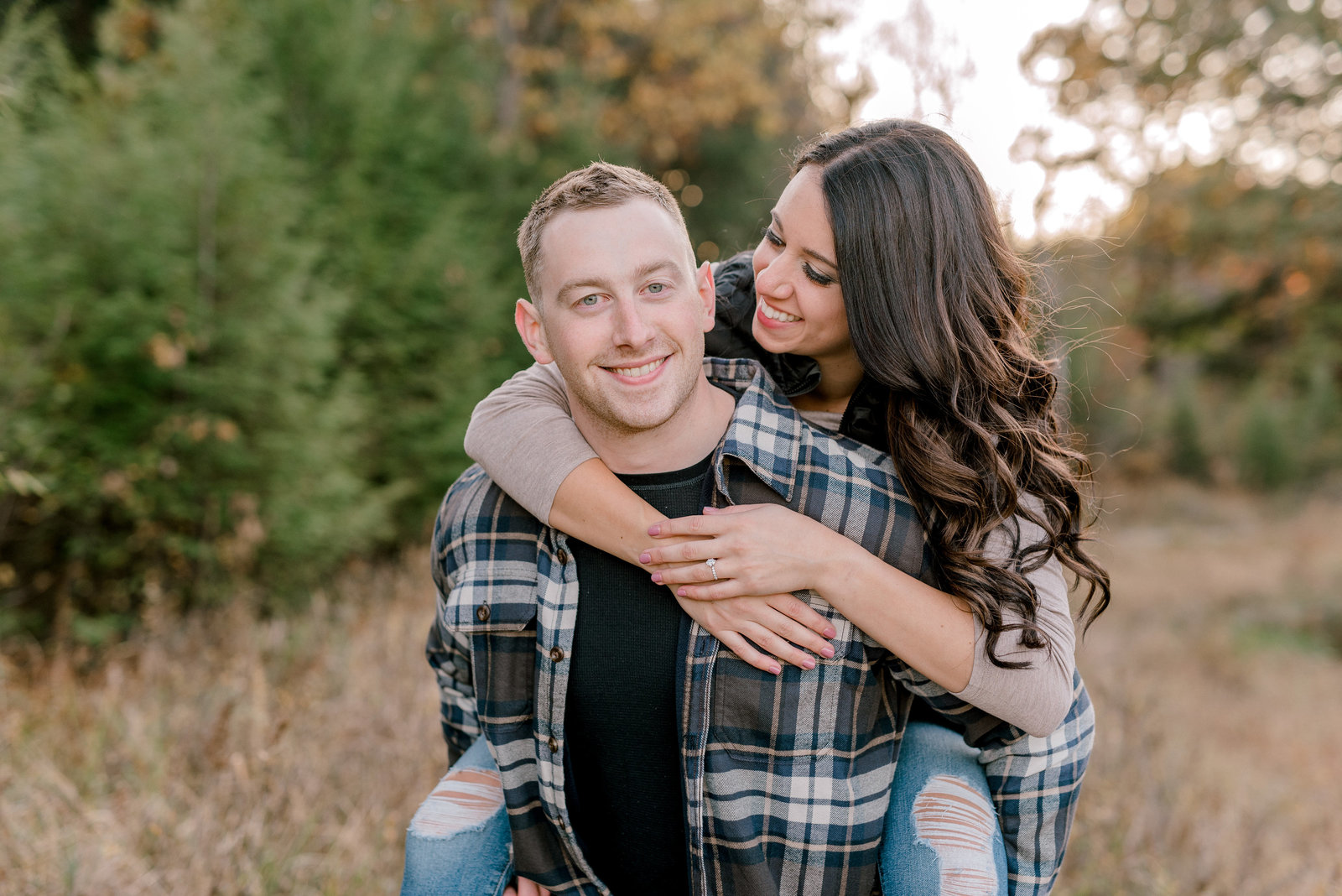 Parker Dam State Park PA Engagement Session