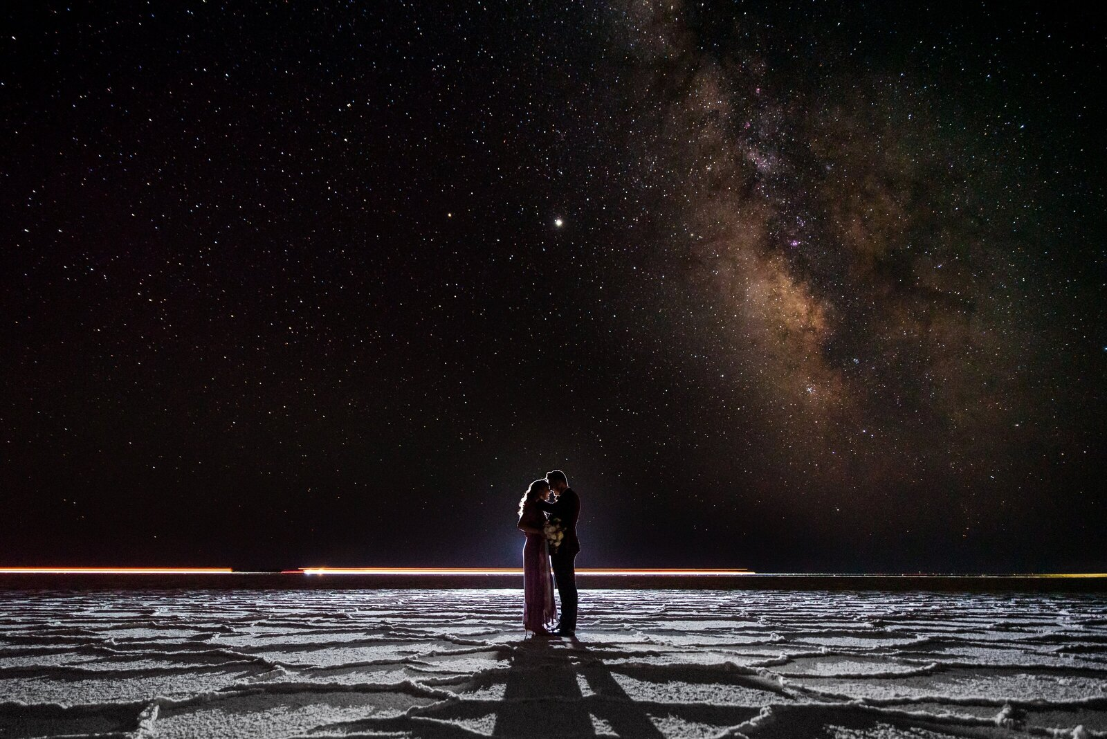 4 Bonneville Salt Flats Milky Way Anniversary Session_Jessie and Dallin Photography_002 copy