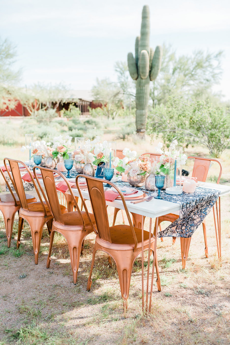 Modern Copper Desert Wedding Styled Shoot 2019-0034