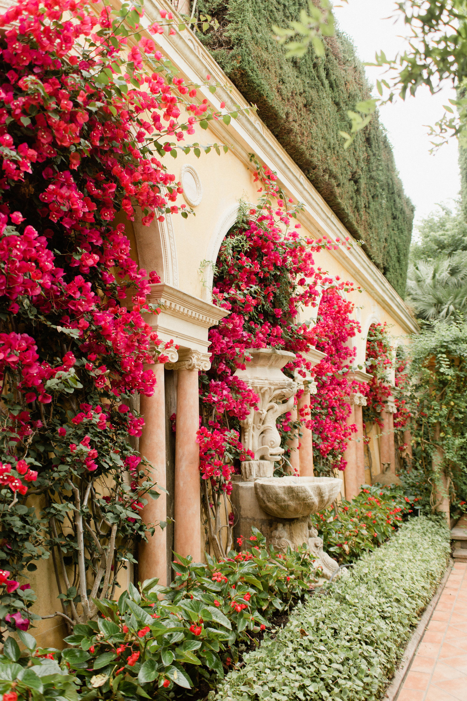 Wedding Villa Rothschild St Jean Cap Ferrat-5