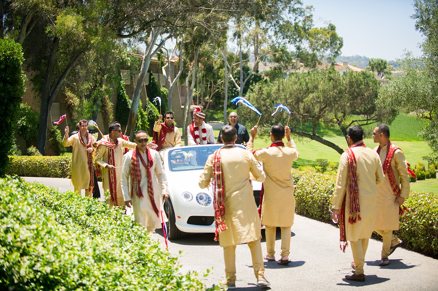 Bentley Baraat | How do you Baraat?