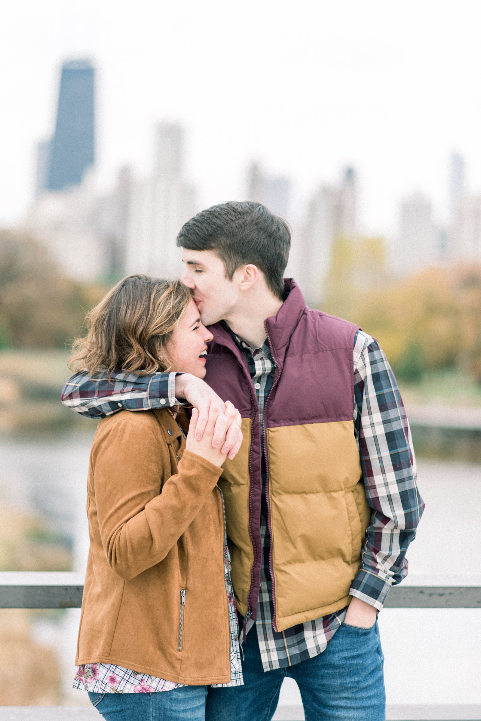 chicago engagement pictures - destination wedding photographer-8
