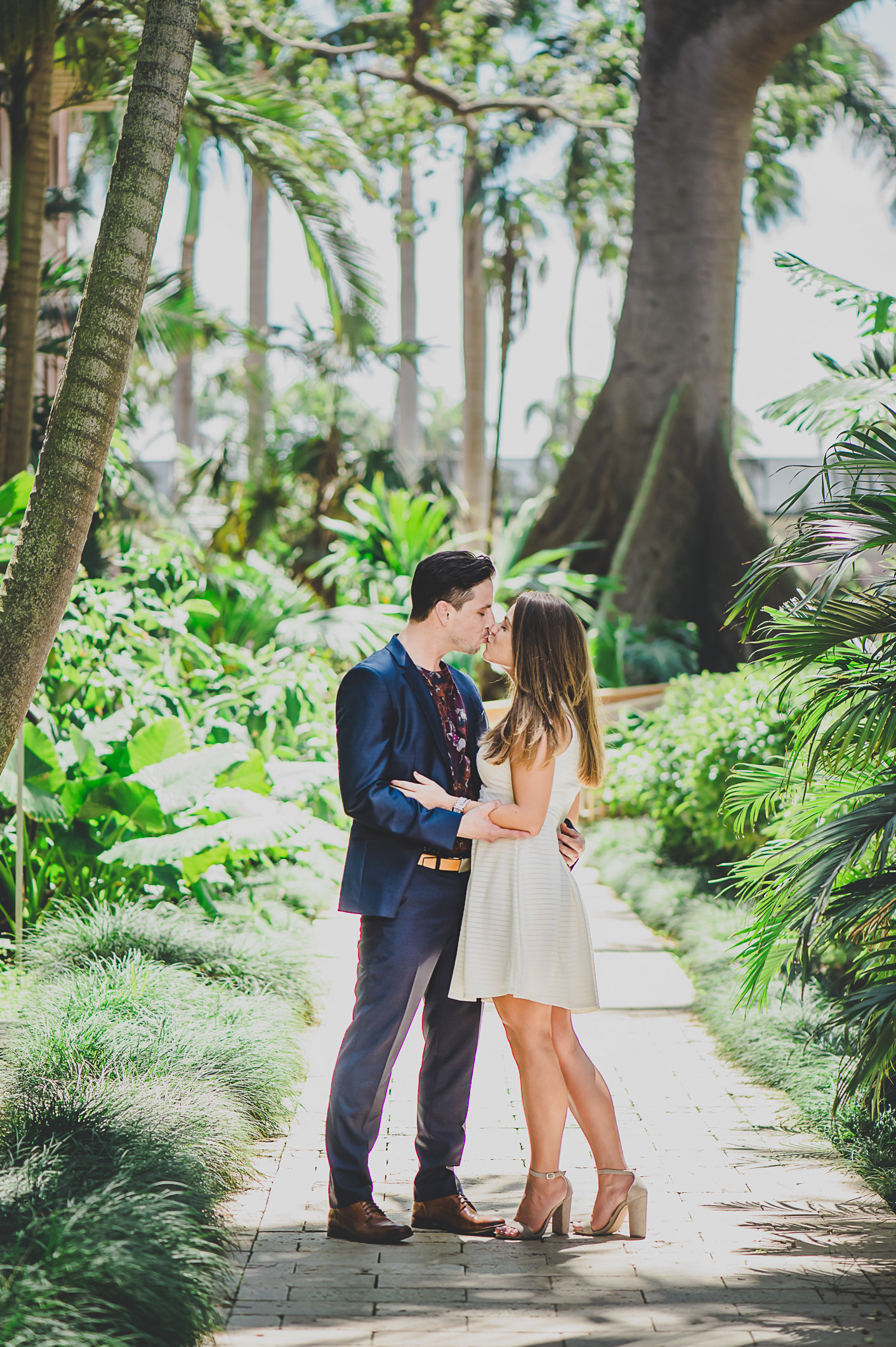 Boca Raton Engagement - Boca Raton Resort by Palm Beach Photography