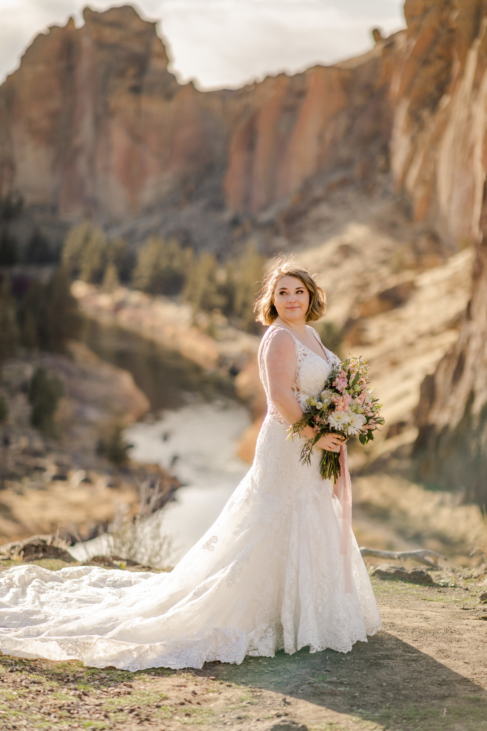 Smith Rock Elopement-47
