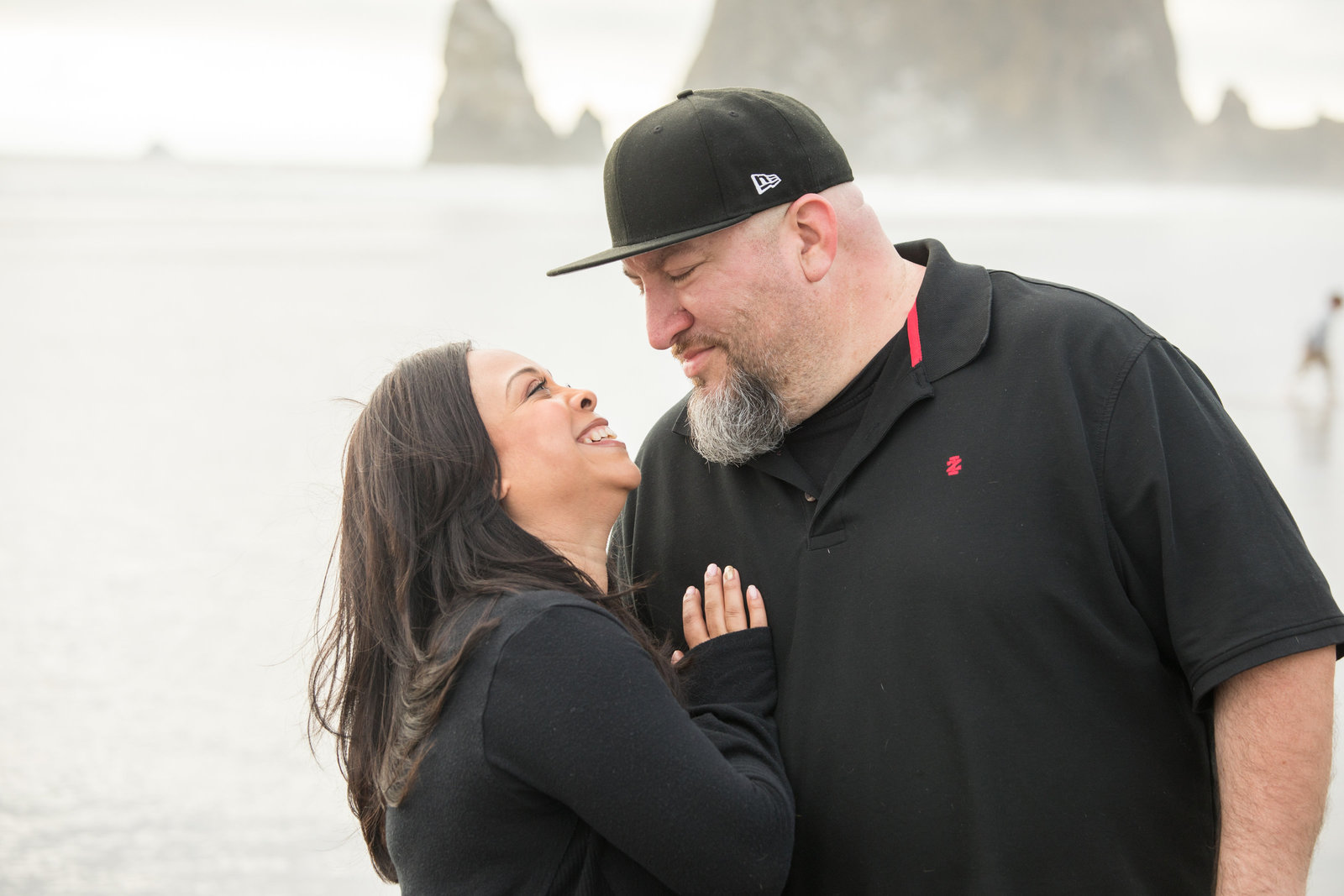 cannon beach family session