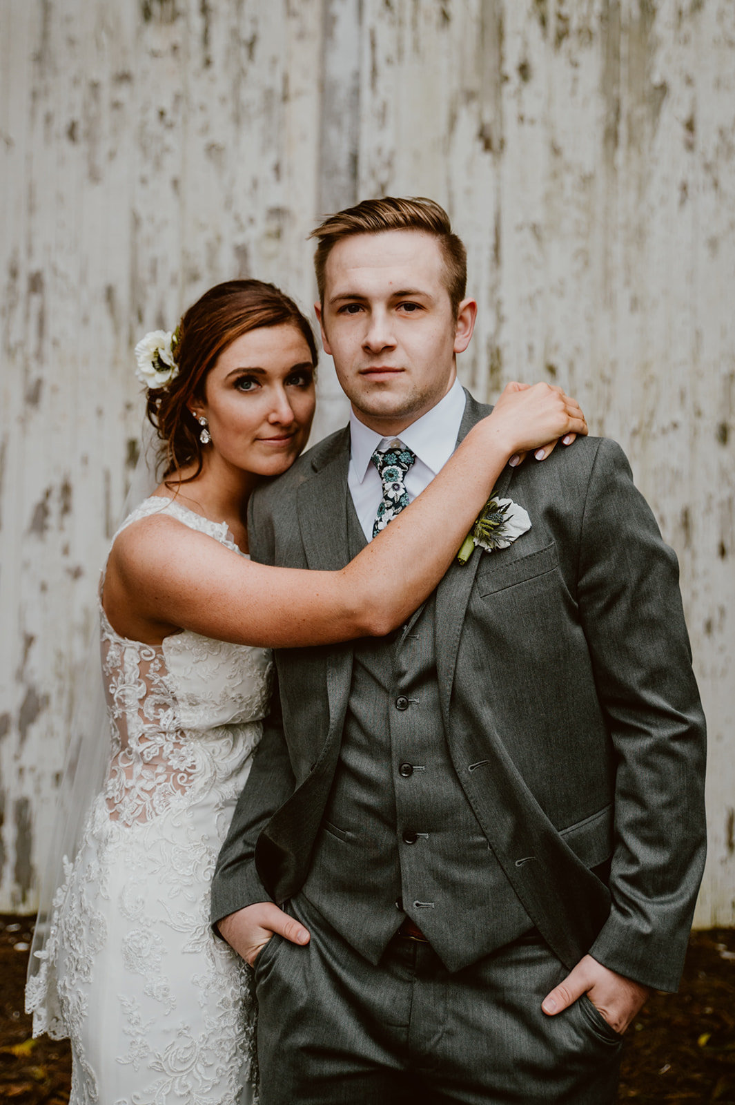 Kaila Sarene Photography-Kim and Keenan-The Buckeye Barn_ Ohio-33
