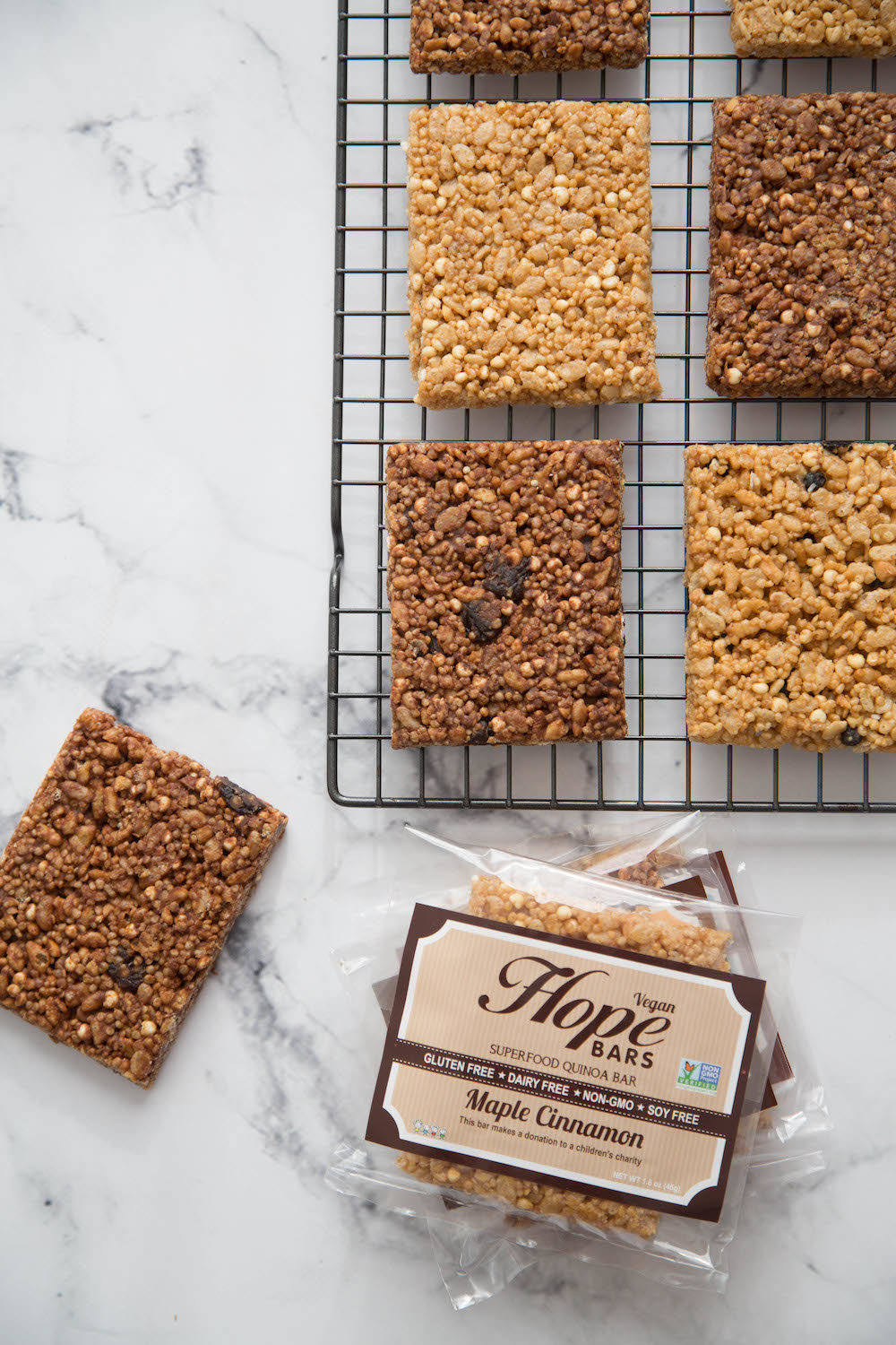 Hope Bars - Product Photography - Frenchly - 2293