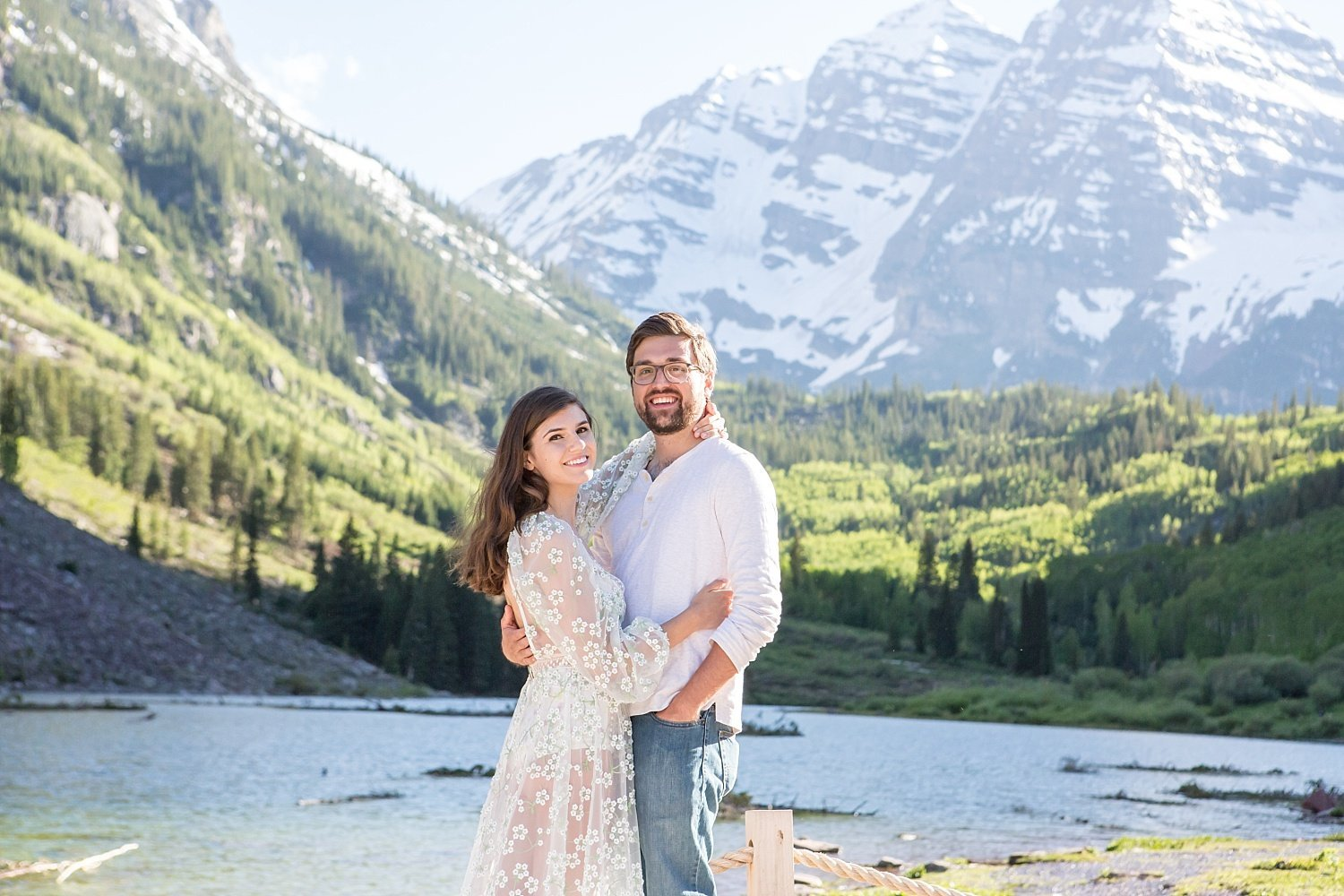 Colorado Engagement photography in Colorado