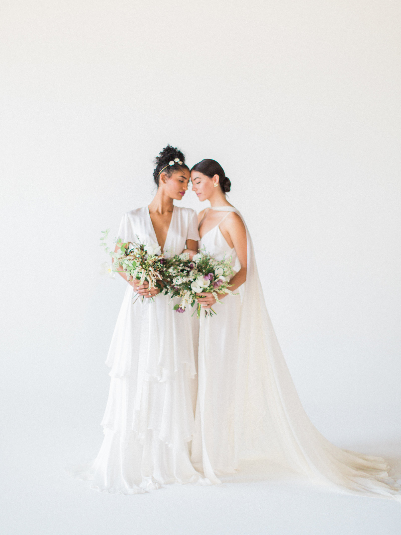 Christa O'Brien Photography Georgia Wedding photographer fine art film  lgbtq friendly same sex wedding