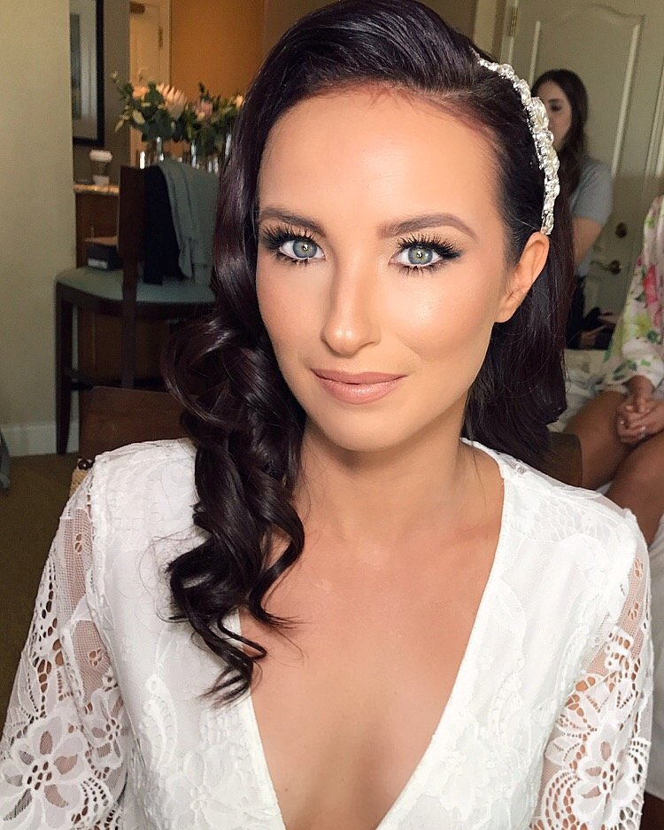 Scottsdale Bridal Makeup