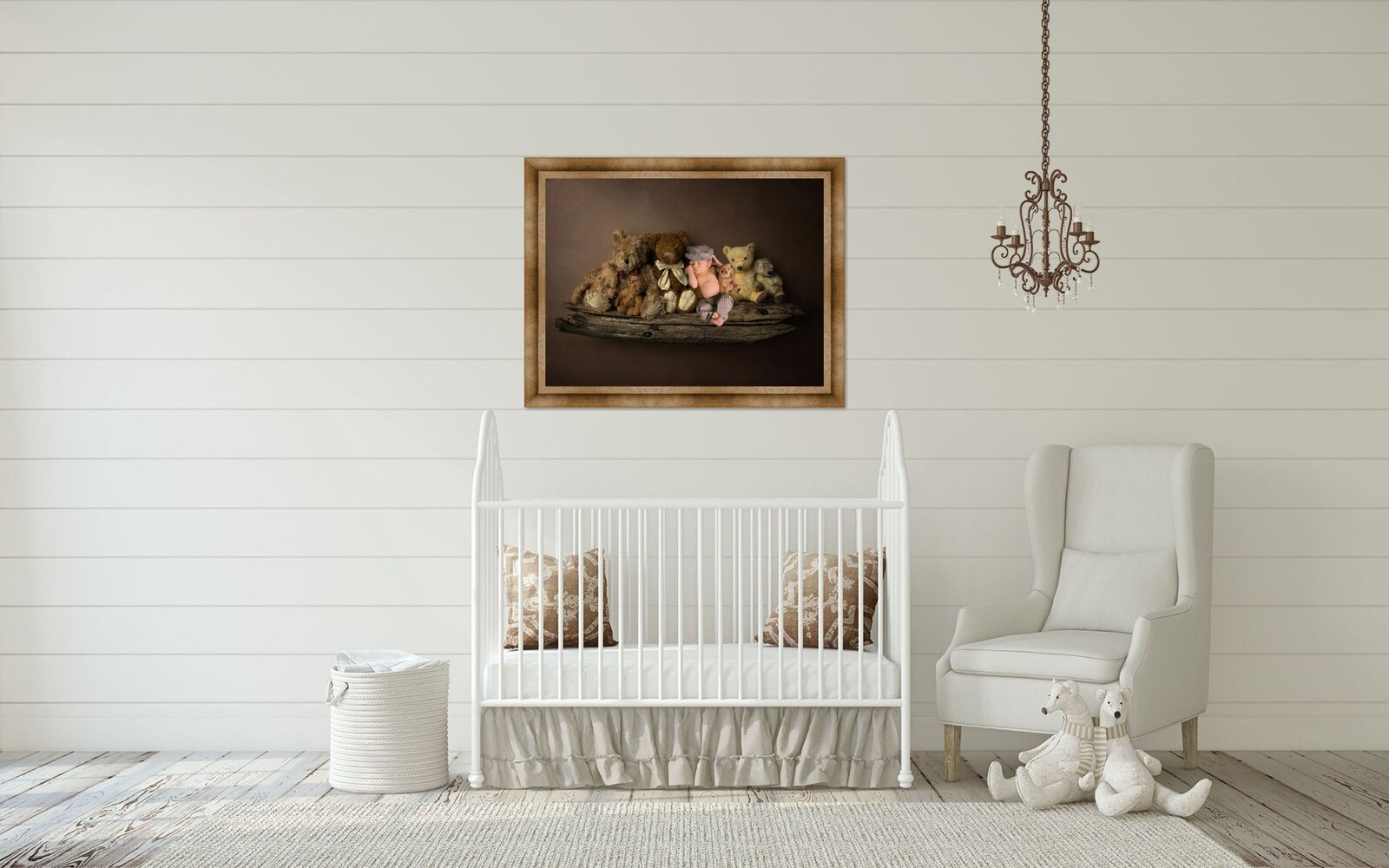 Modern Farmhouse Nursery Shi