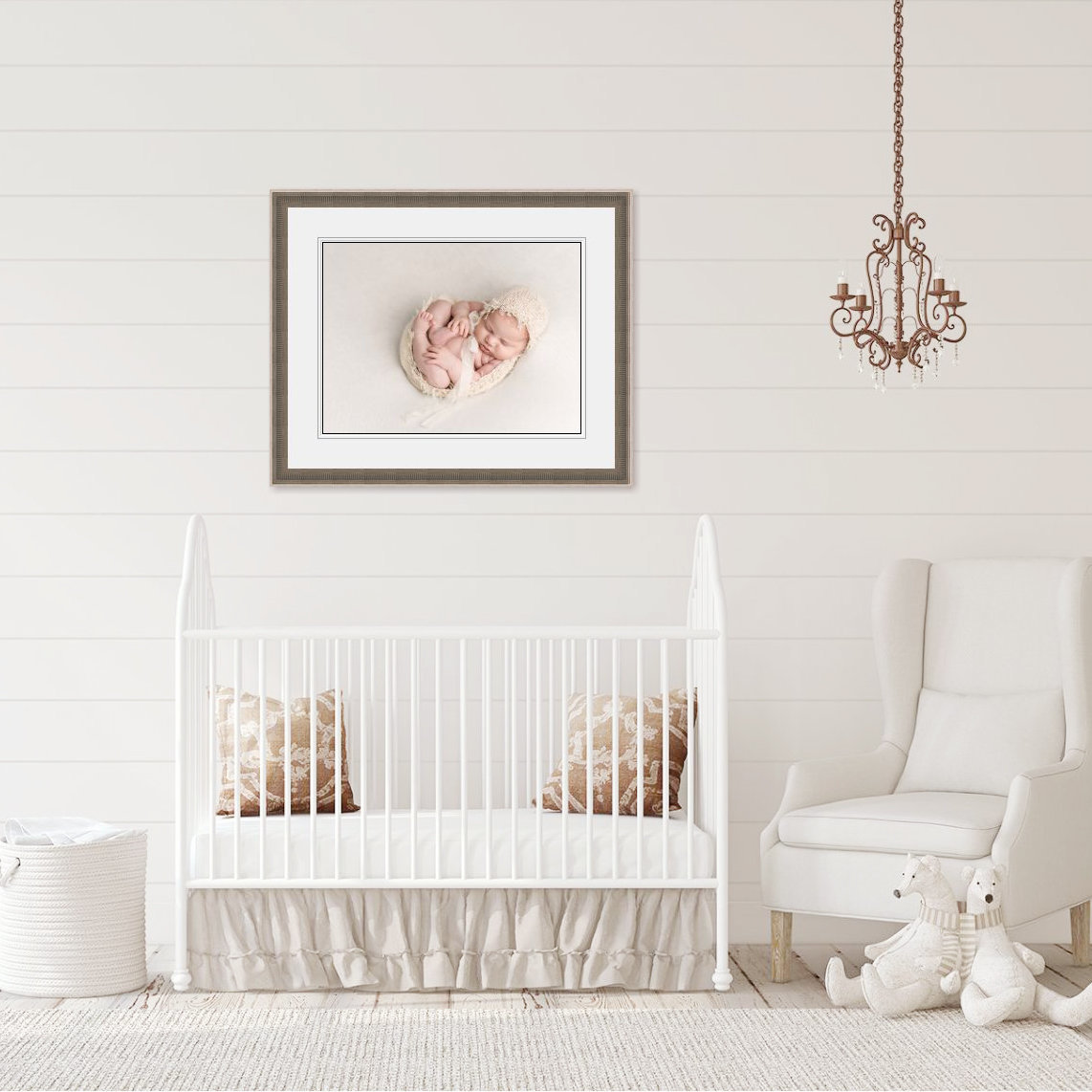 Newborn Wall Picture