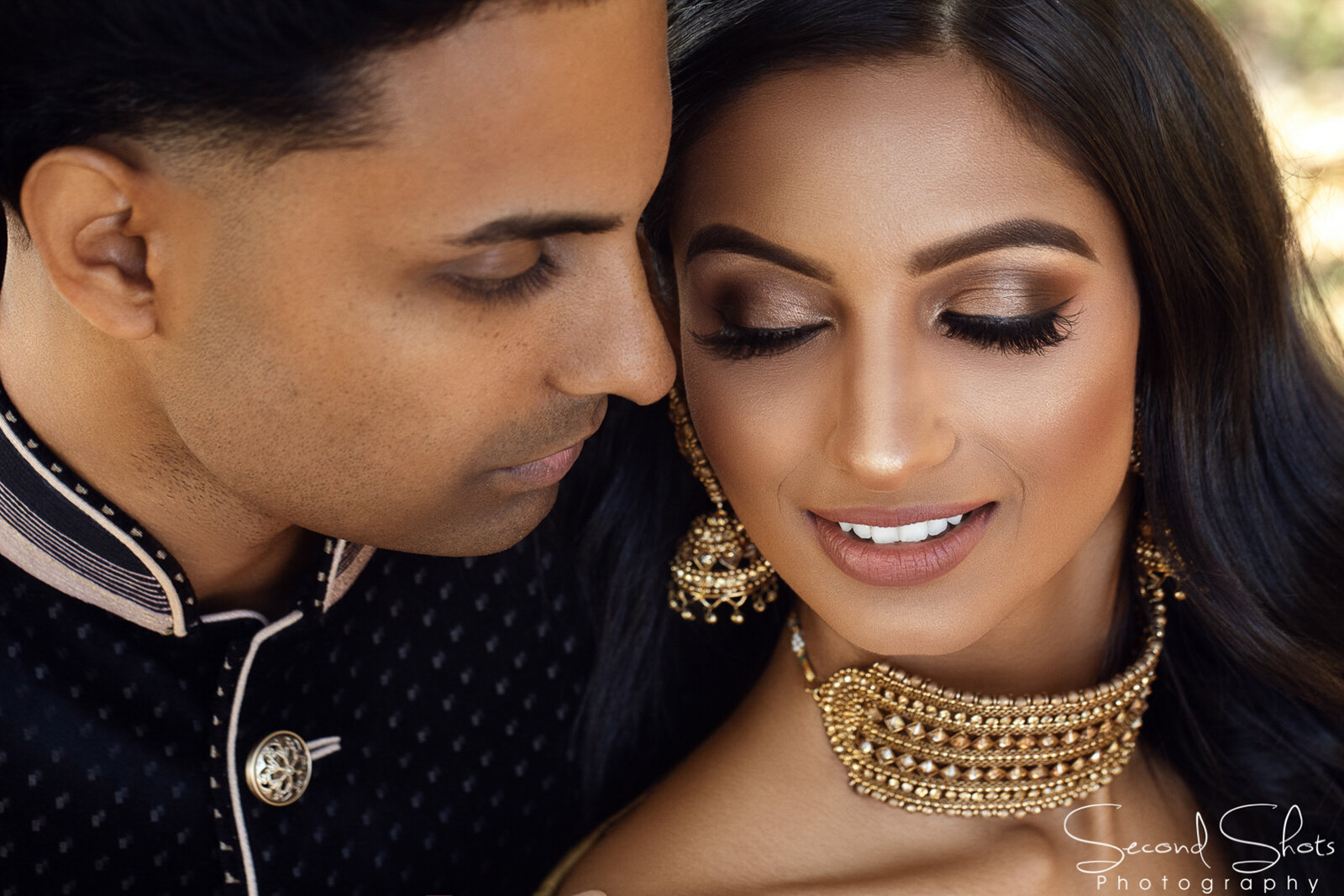 Houston South Asian Engagement Photos 022