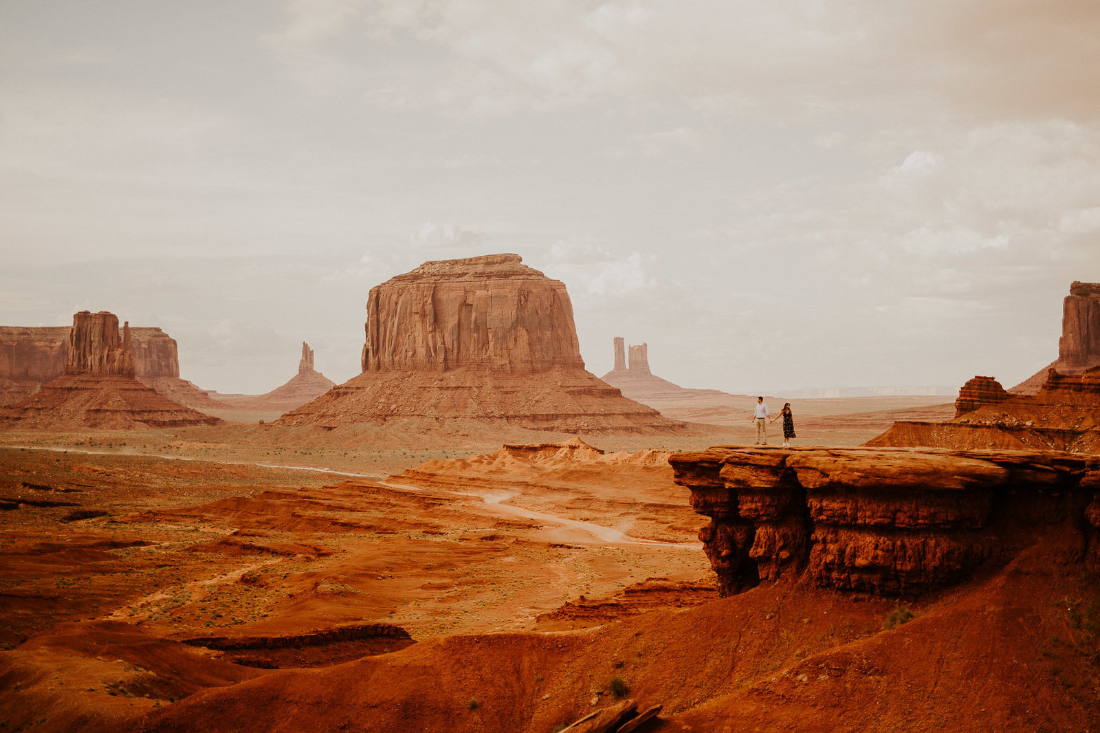 monument valley arizona wedding photographer