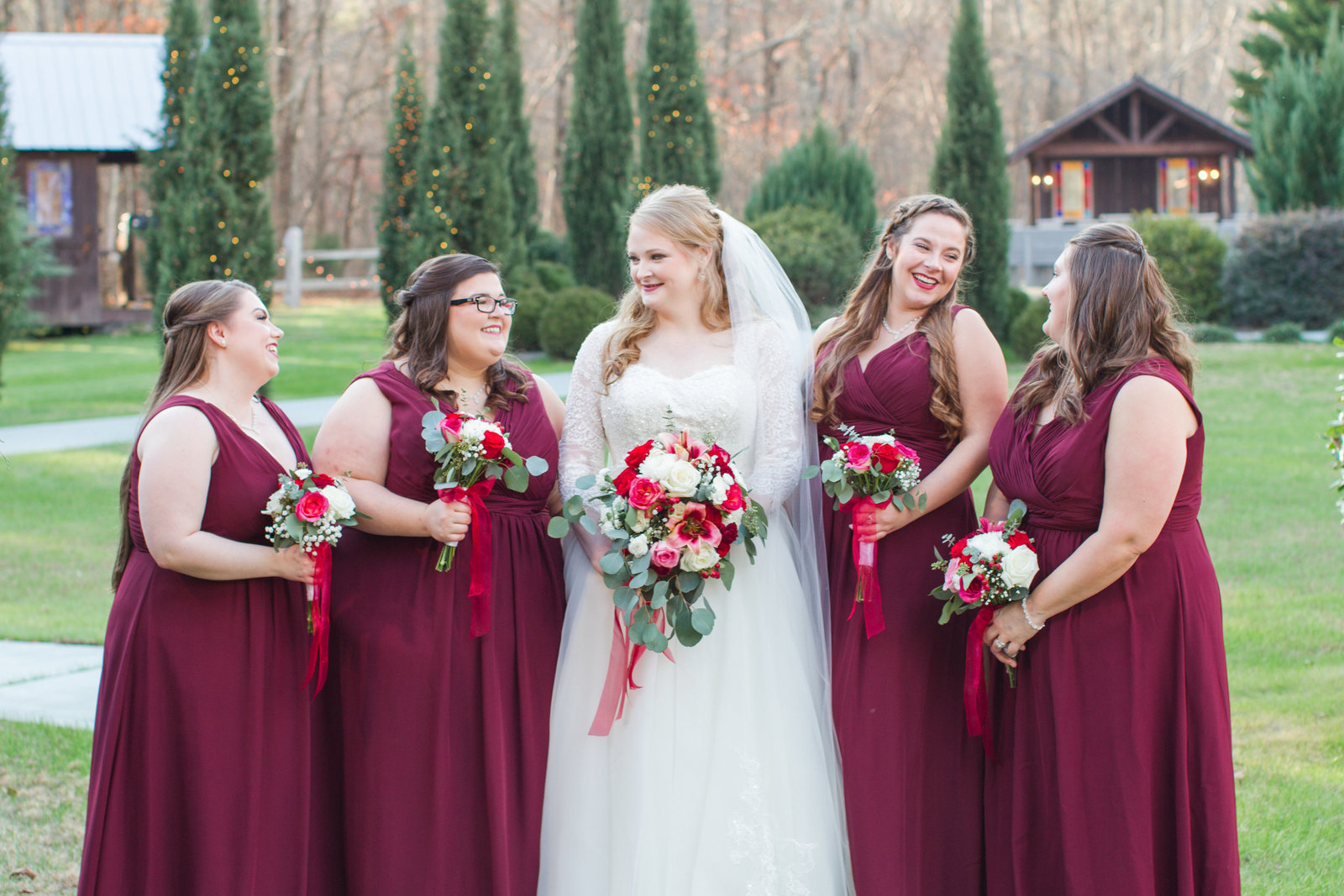 Proctor Farm Rome Georgia Wedding Photographer