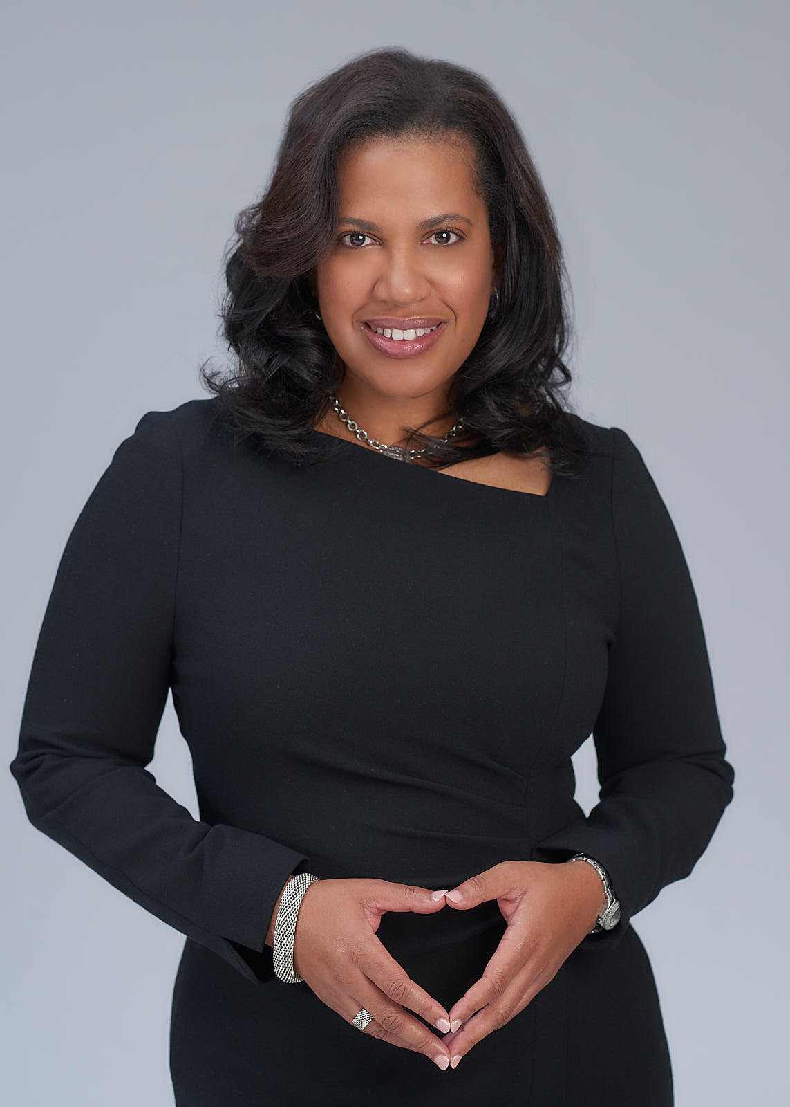 Business woman professional headshot by Harman Portraits