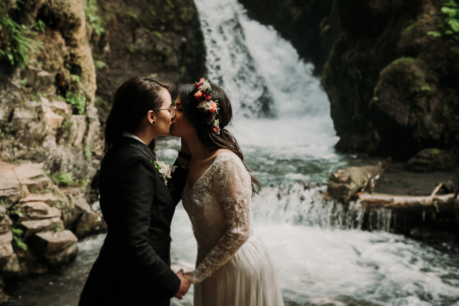 Alaskan Elopement Photos