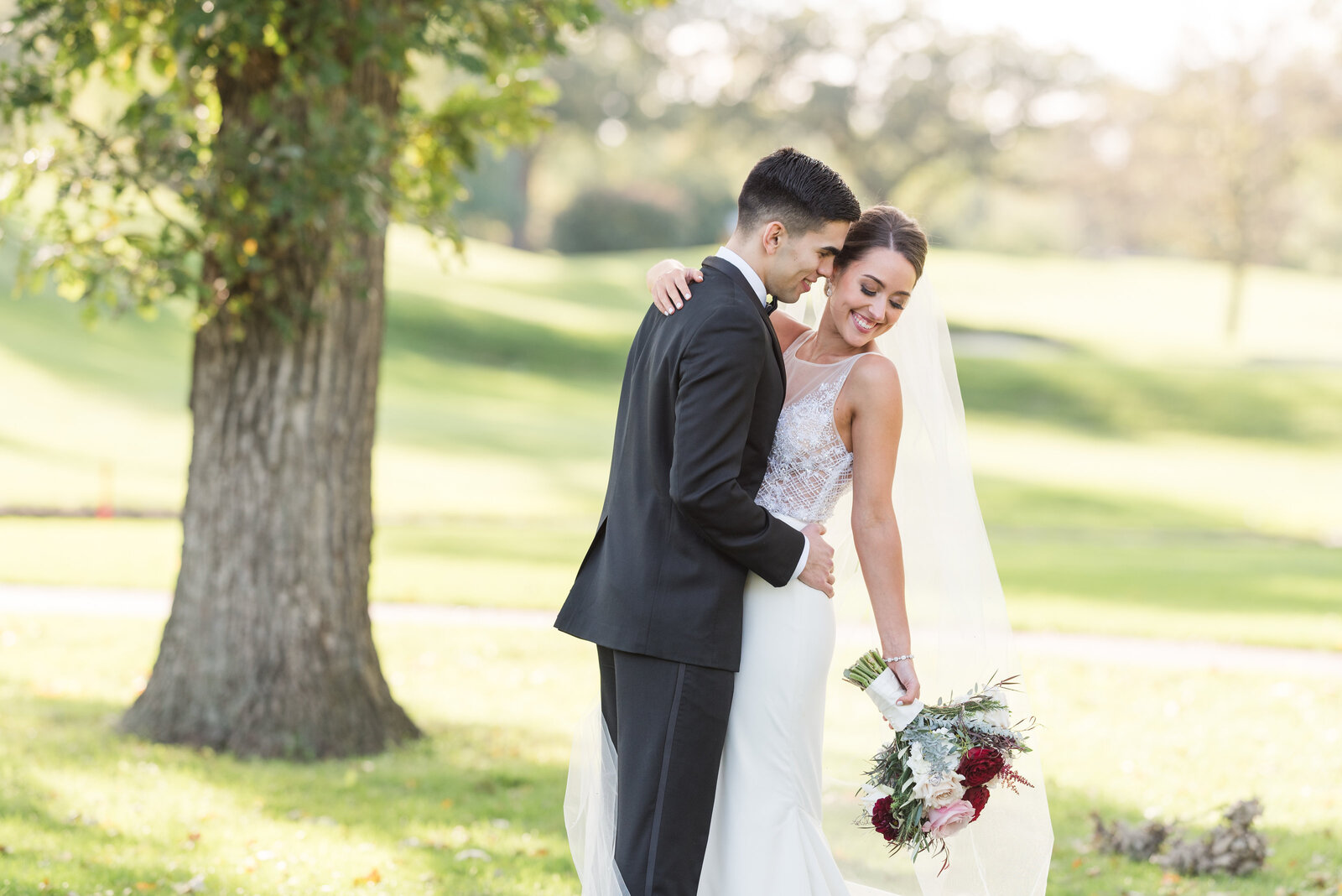 Medinah Country Club Wedding Portrait-2