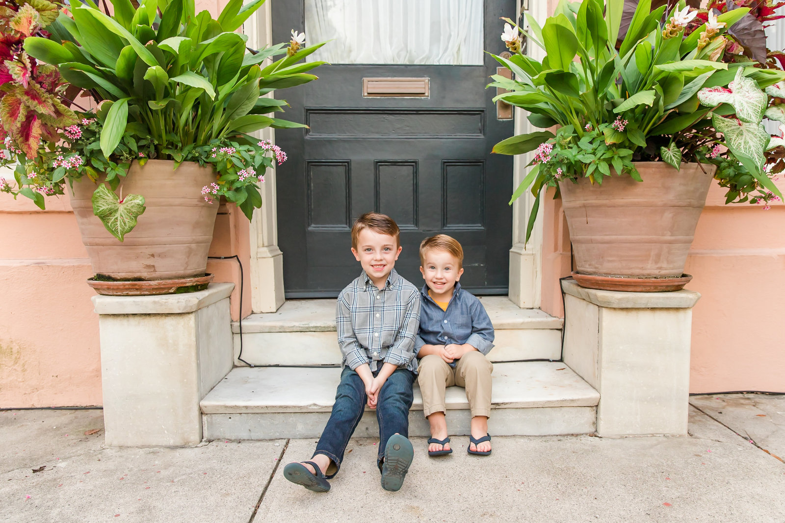 Janice Jones Photography Downtown Charleston Family Session 5
