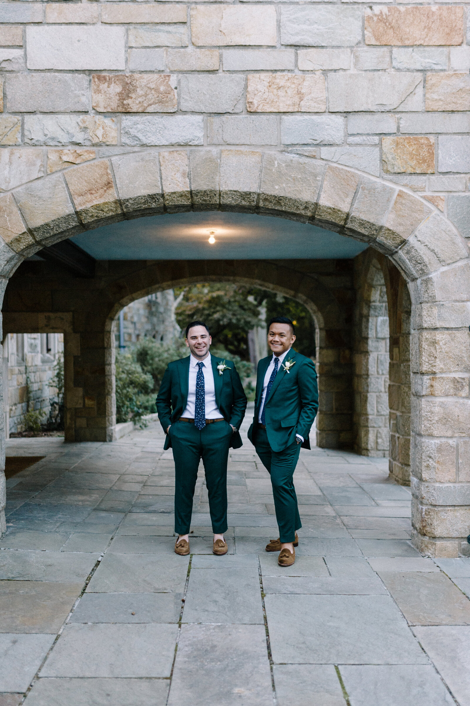 Gallaher Mansion Same Sex Wedding_75