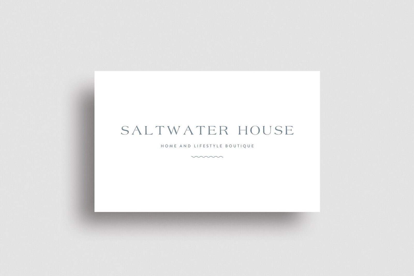 Saltwater House - Brand Design for Boutique by With Grace and Gold - 3