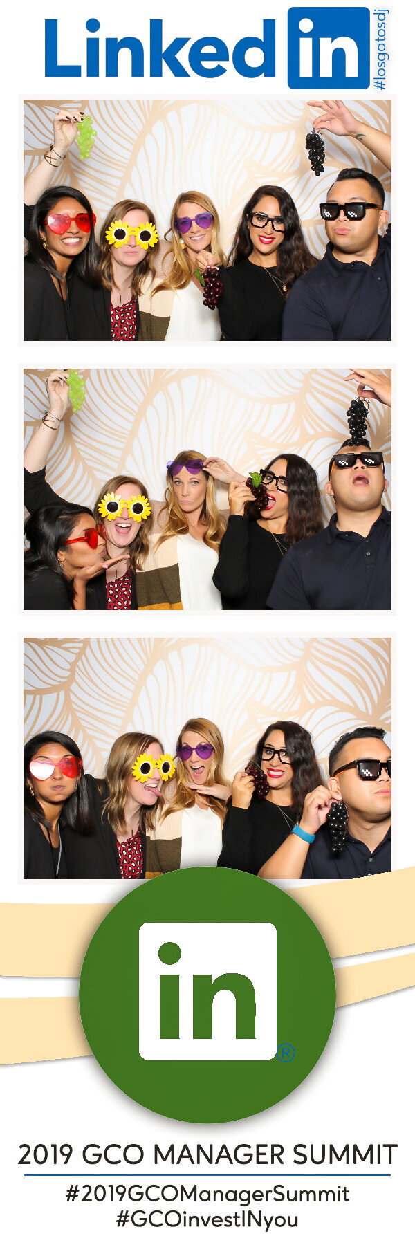 LOS GATOS DJ - LinkedIn GCO Manager Summit 2019 Photo Booth Photos (photo strips) (31 of 33) copy