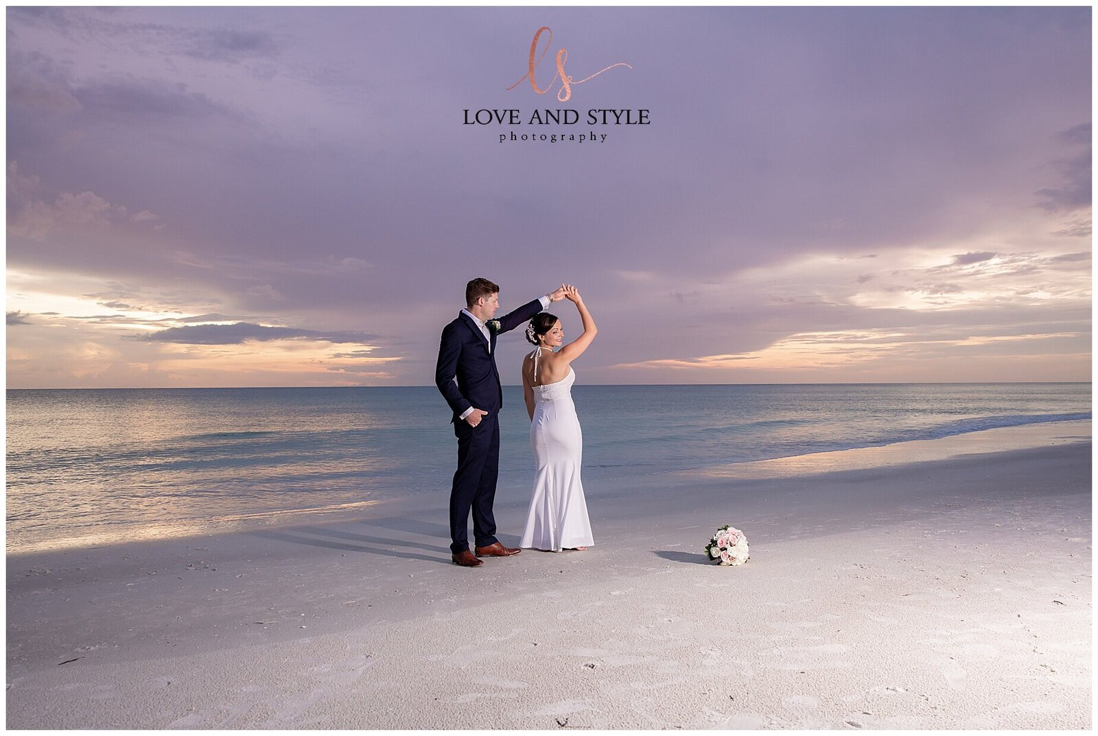 Anna Maria Island Beach Wedding
