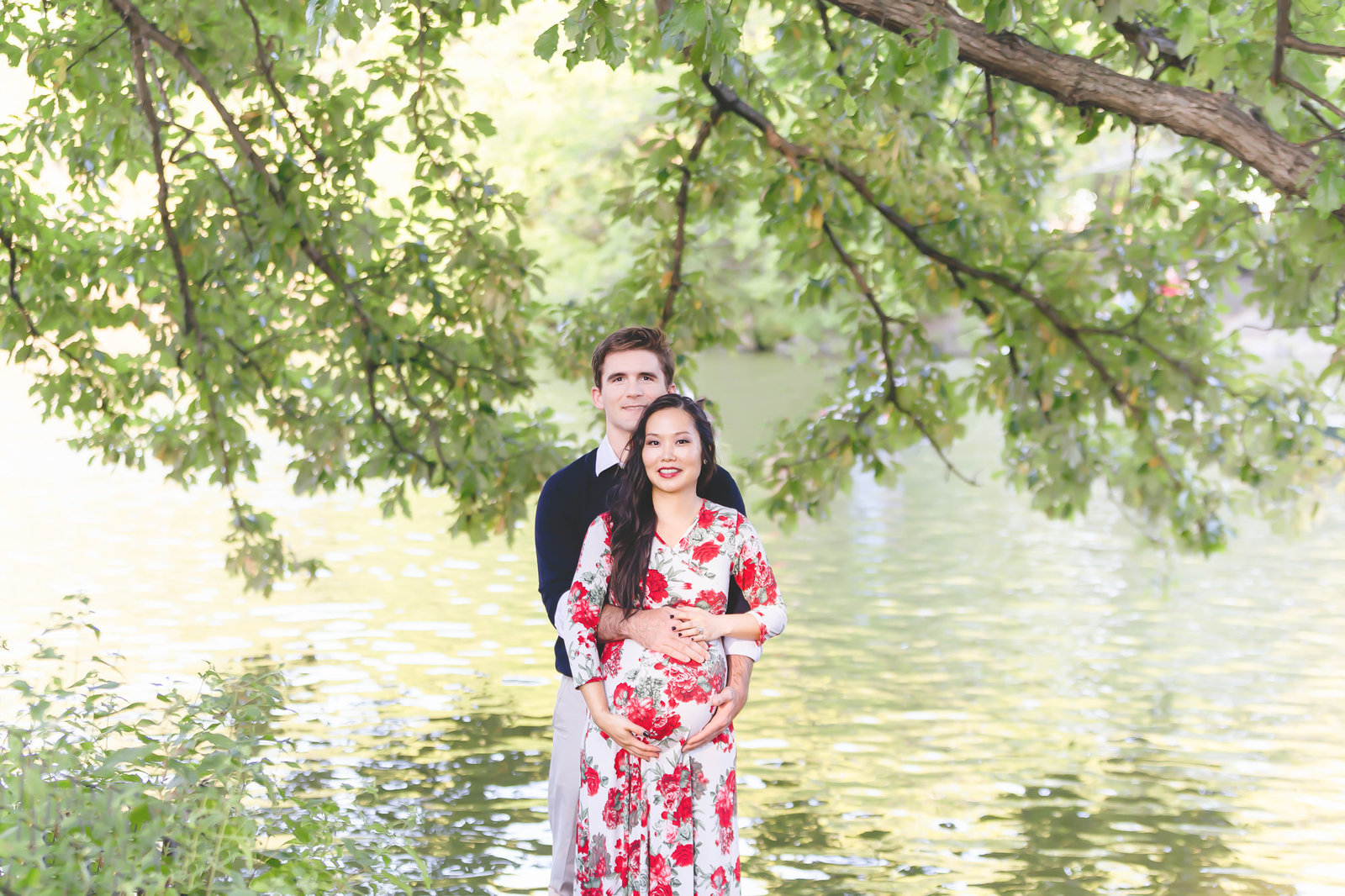 Dreamcatcherrosestudios-maternity-trees