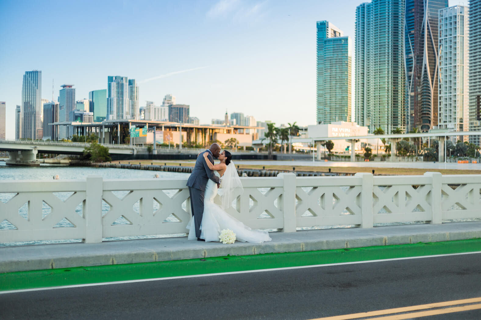 newlywed-bride-groom-couples-session-miami-biscayne-bay-21