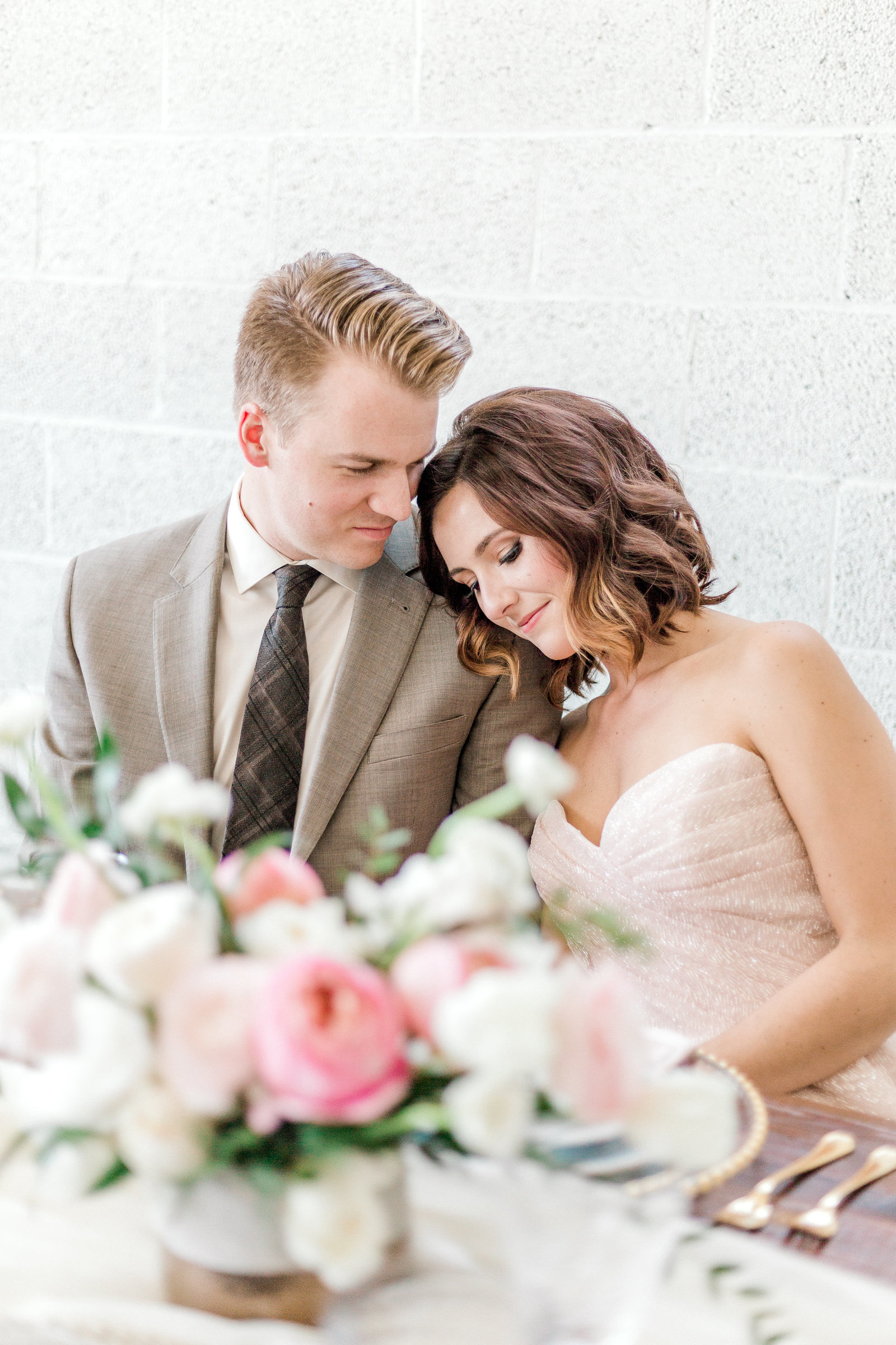 Timeless Dusty Blue and blush pink and gold wedding Lehigh Valley wedding and lifestyle photographer Lytle Photo Co (22 of 148)