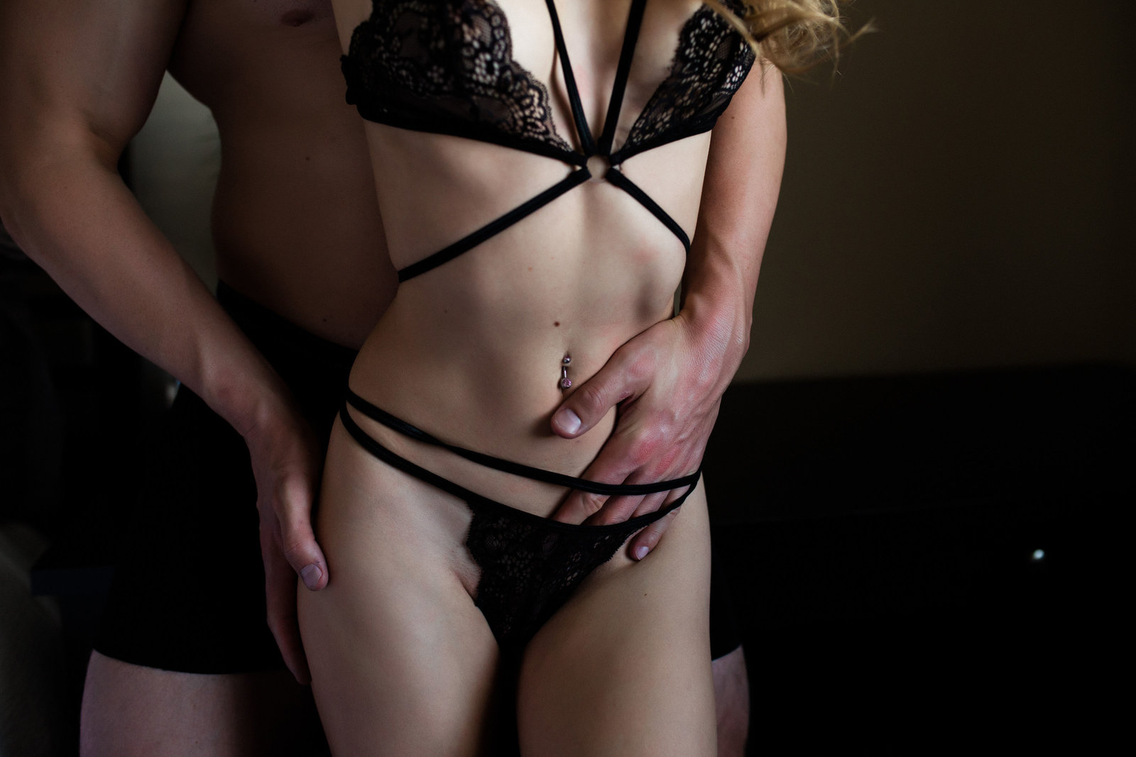 Intimate Boudoir Photography