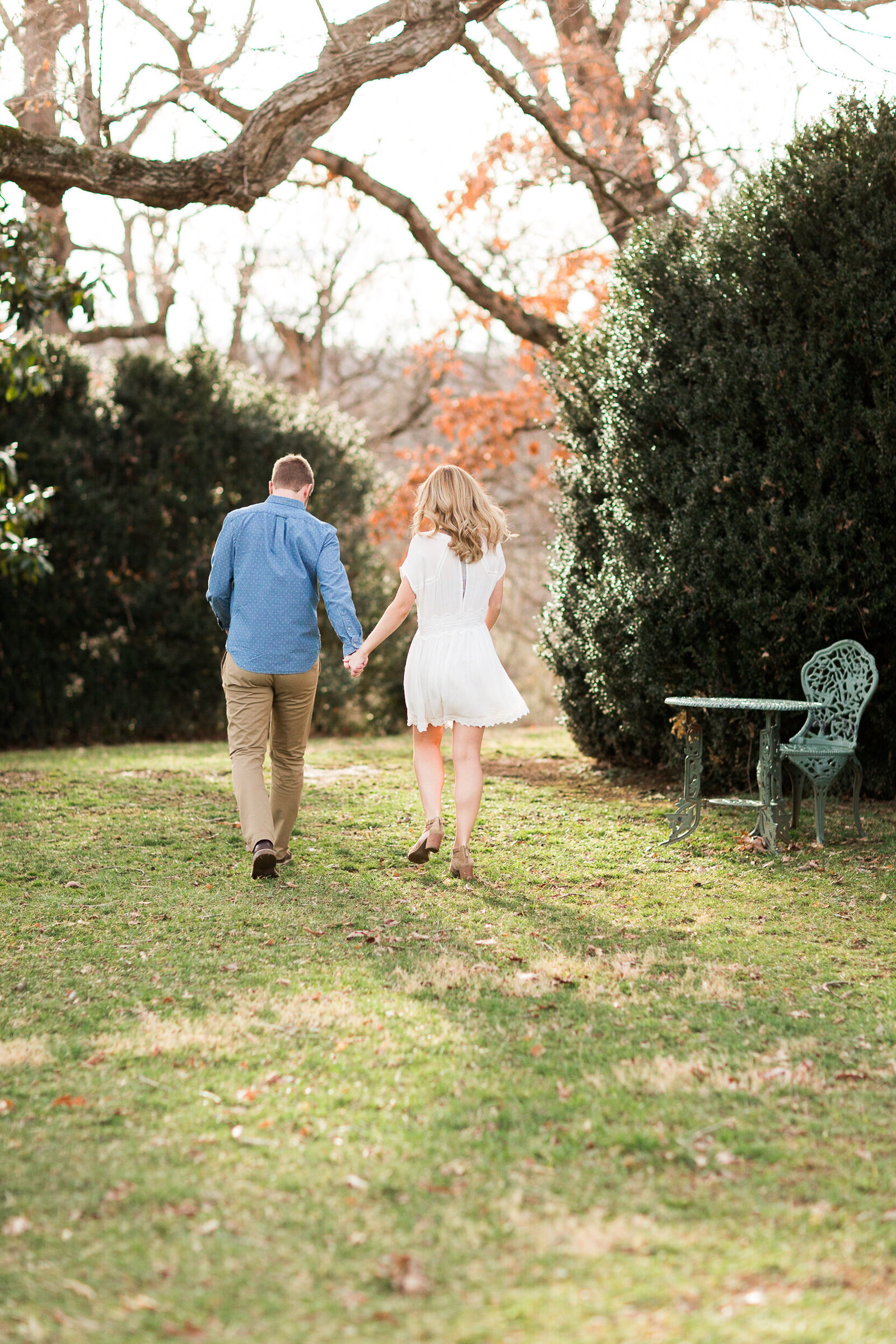 Fall Mountain Engagement Session in the Shenandoah Valley-2