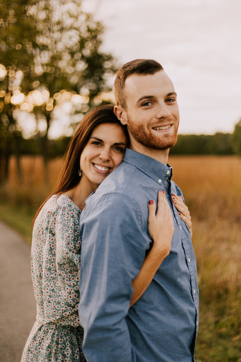 Sunset-Autumn-Engagement-Session-Prophetstown-27