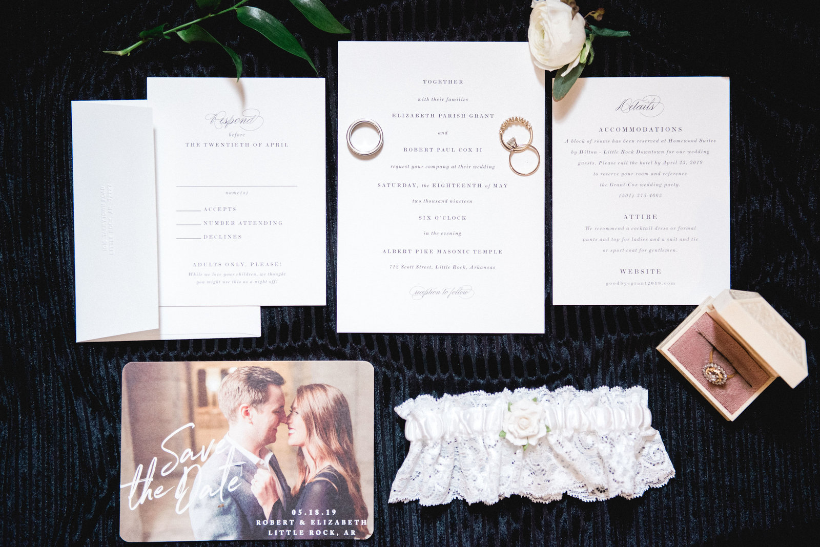 All the pretty wedding details / Sterling Imageworks