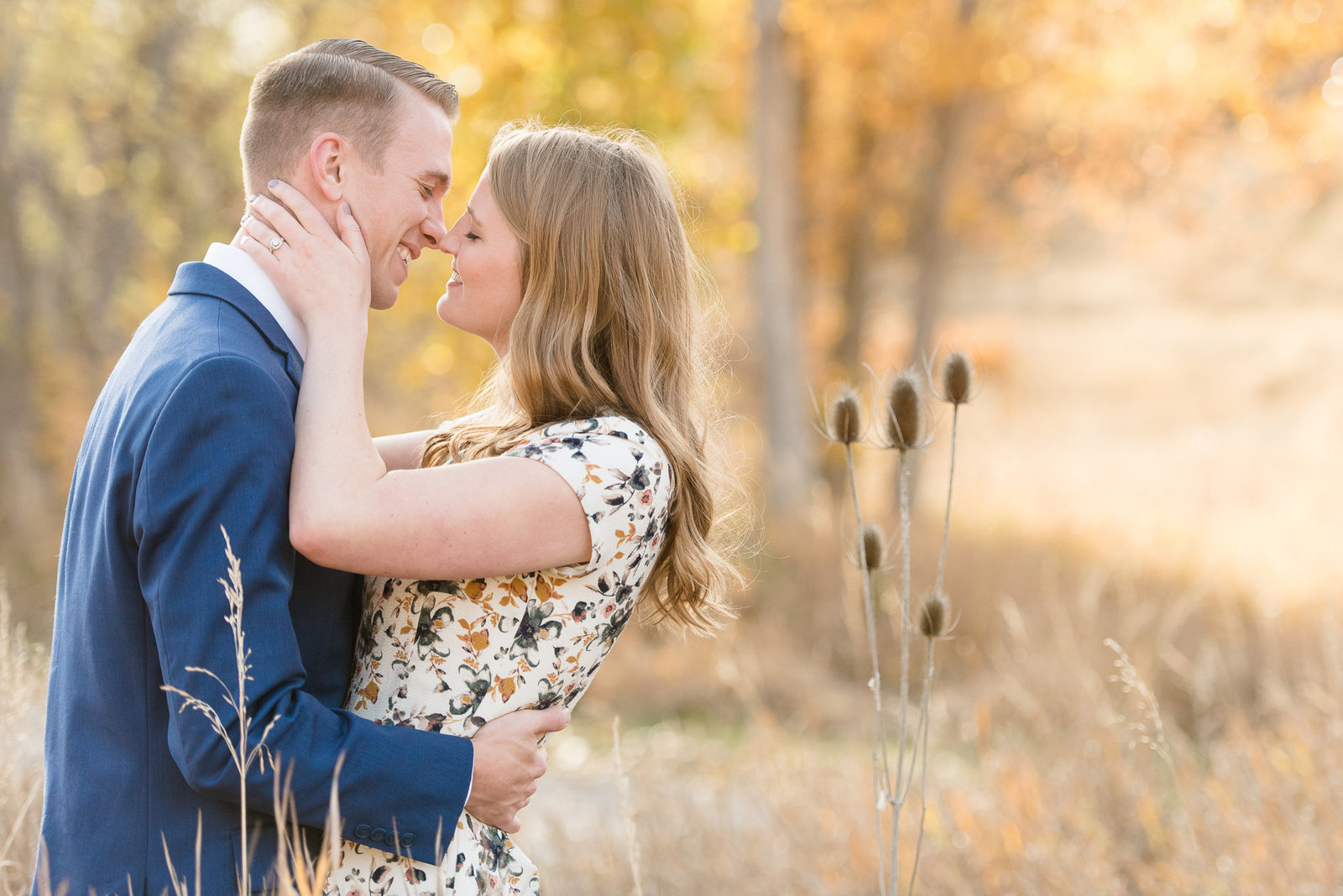 Layton Utah Fall Engagement Photography_006