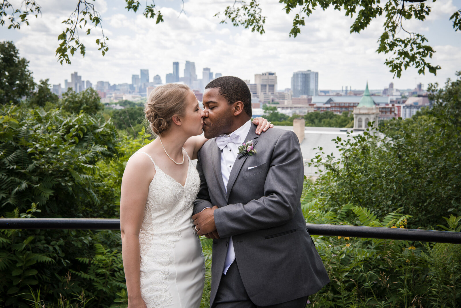 Laura and Adekunle - Minnesota Wedding Photographer - Minnesota History Center - RKH Images - Portraits  (23 of 284)