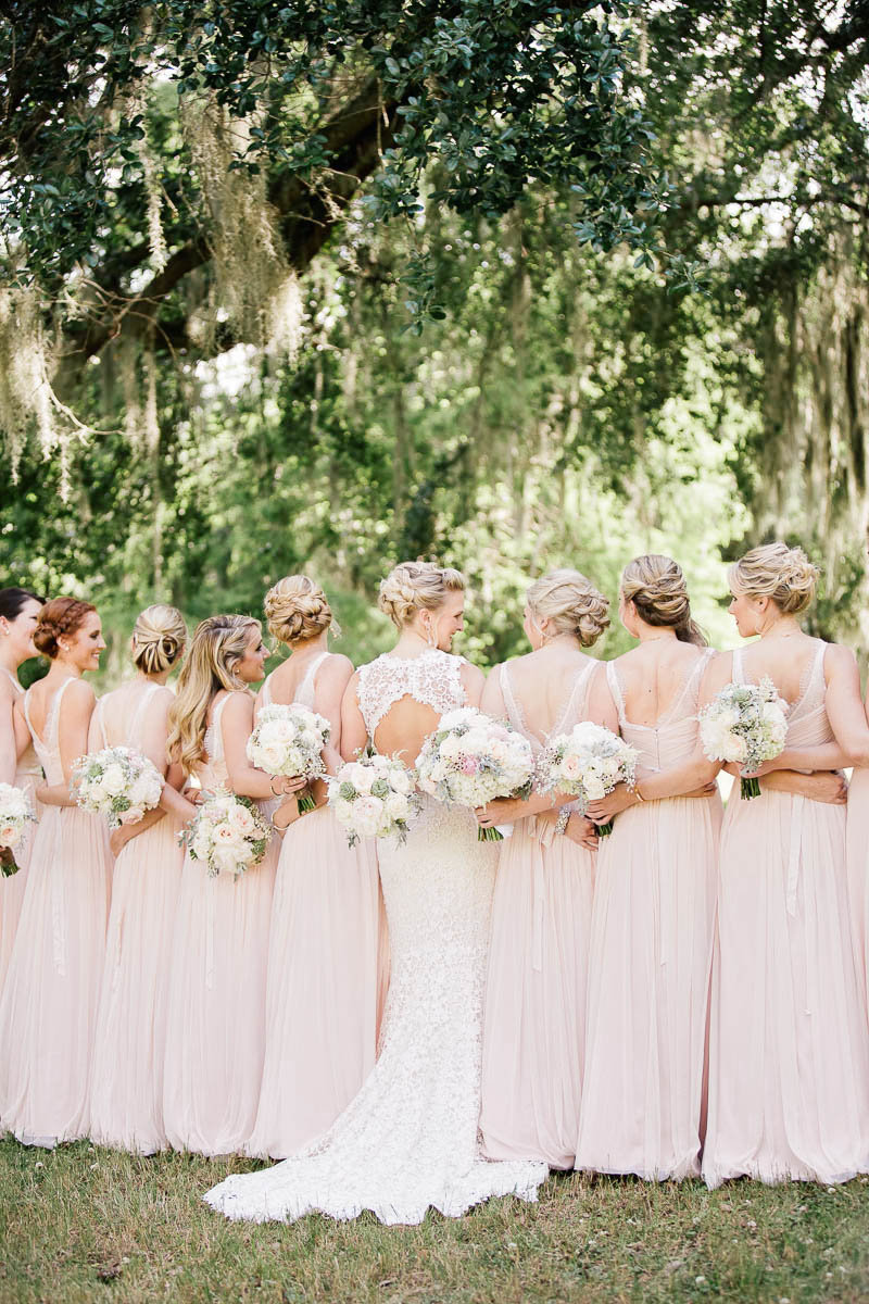 bride-bridesmaids-magnolia-plantation-charleston-sc-lowcountry-wedding-kate-timbers-photography2127