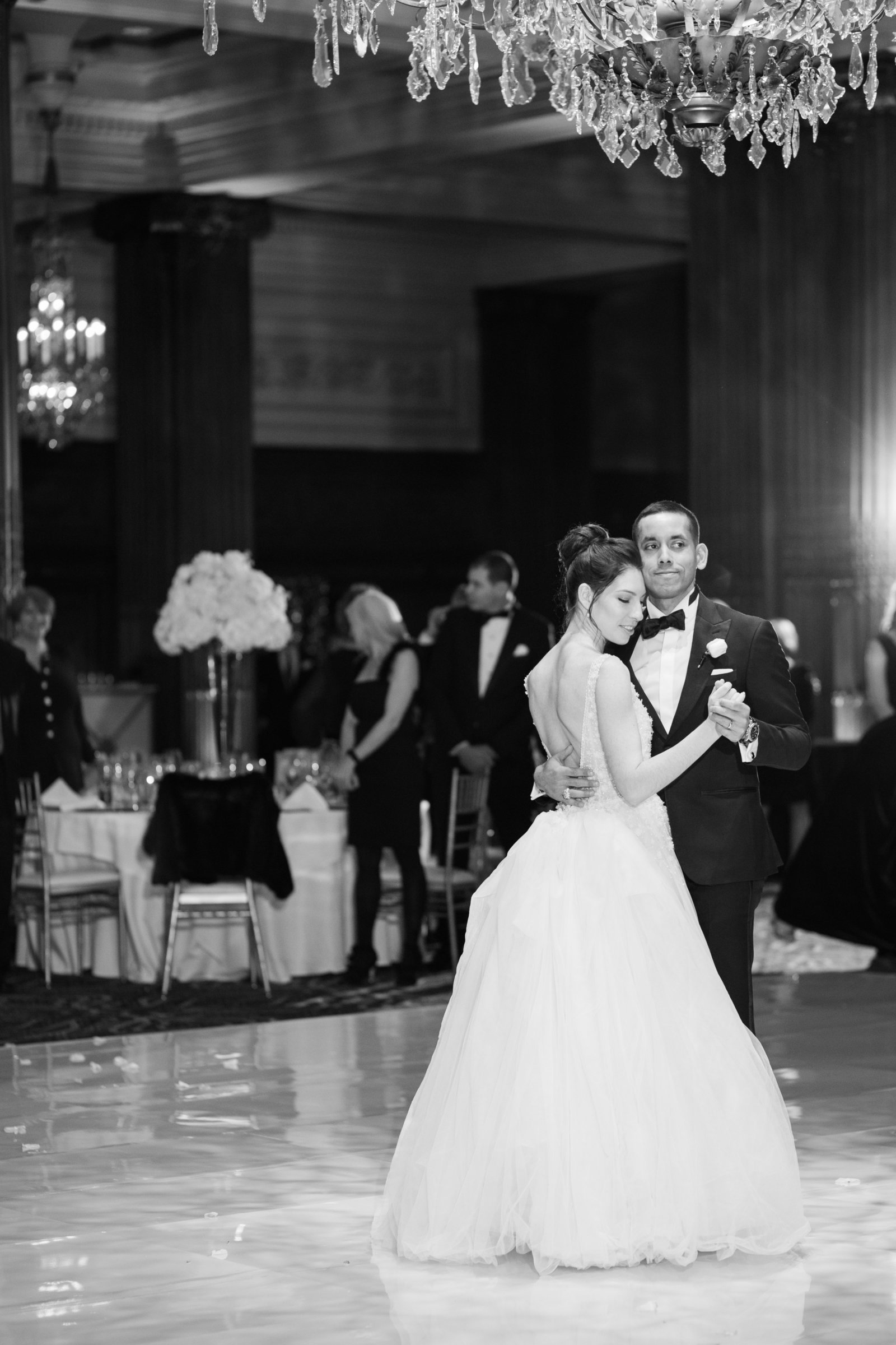 Crystal Tea Room Philadelphia Wedding Photographer Photo-162