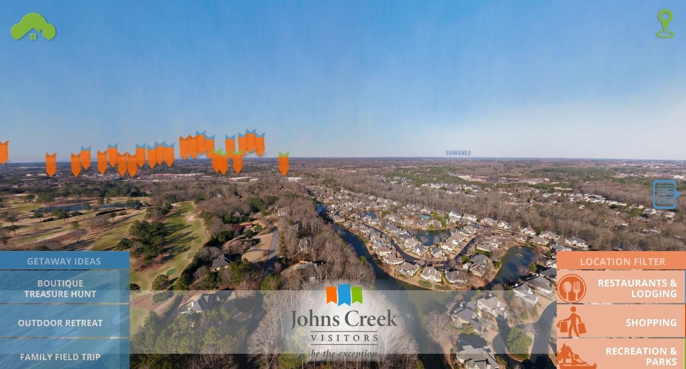 Johns Creek Virtual Tour