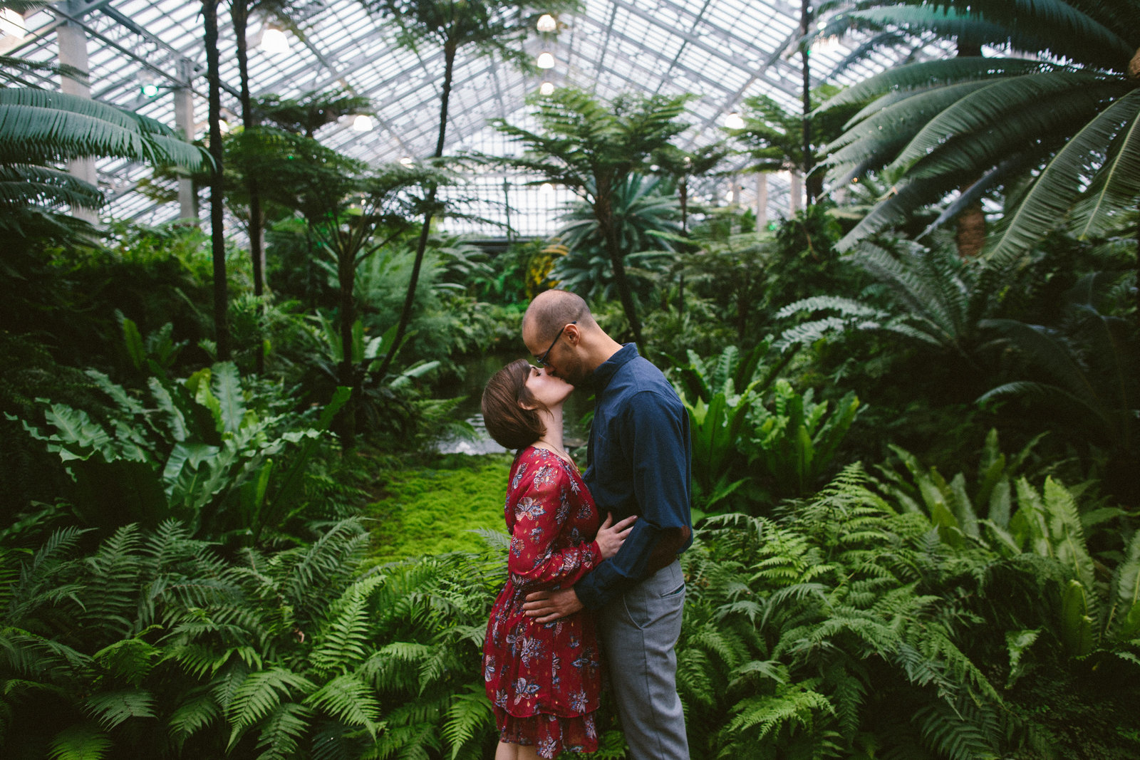 Garfield-Park-Conservatory-Engagement-Photos-154