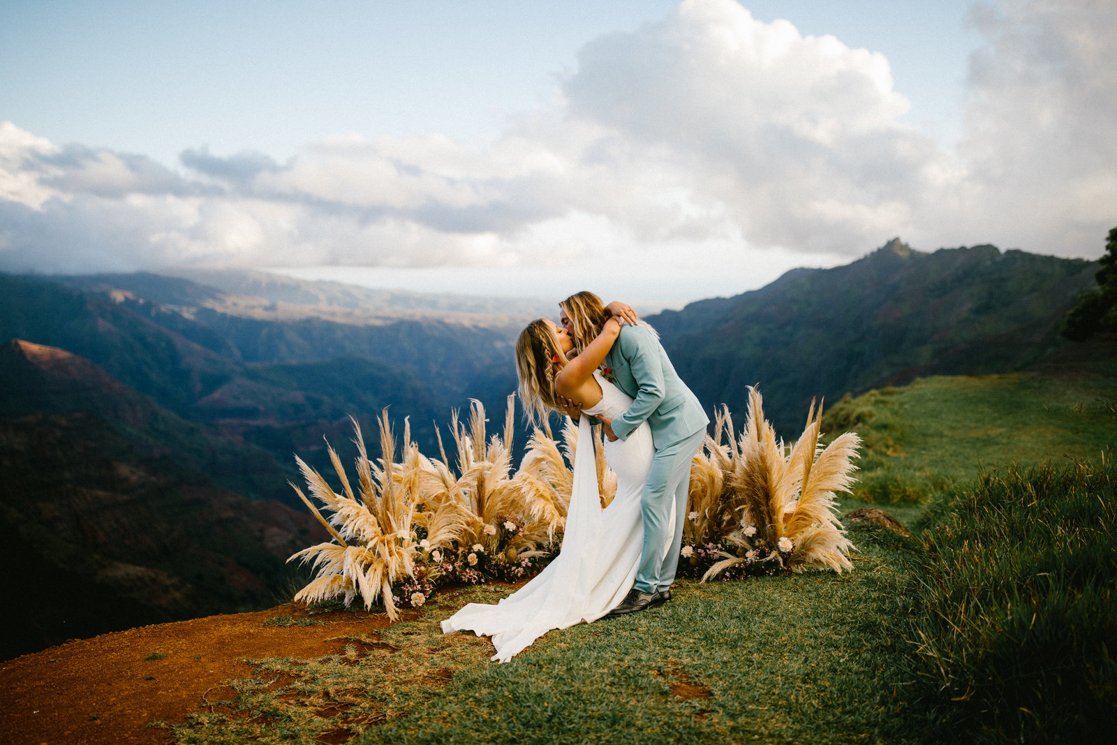 Waimea Canyon Elopement351