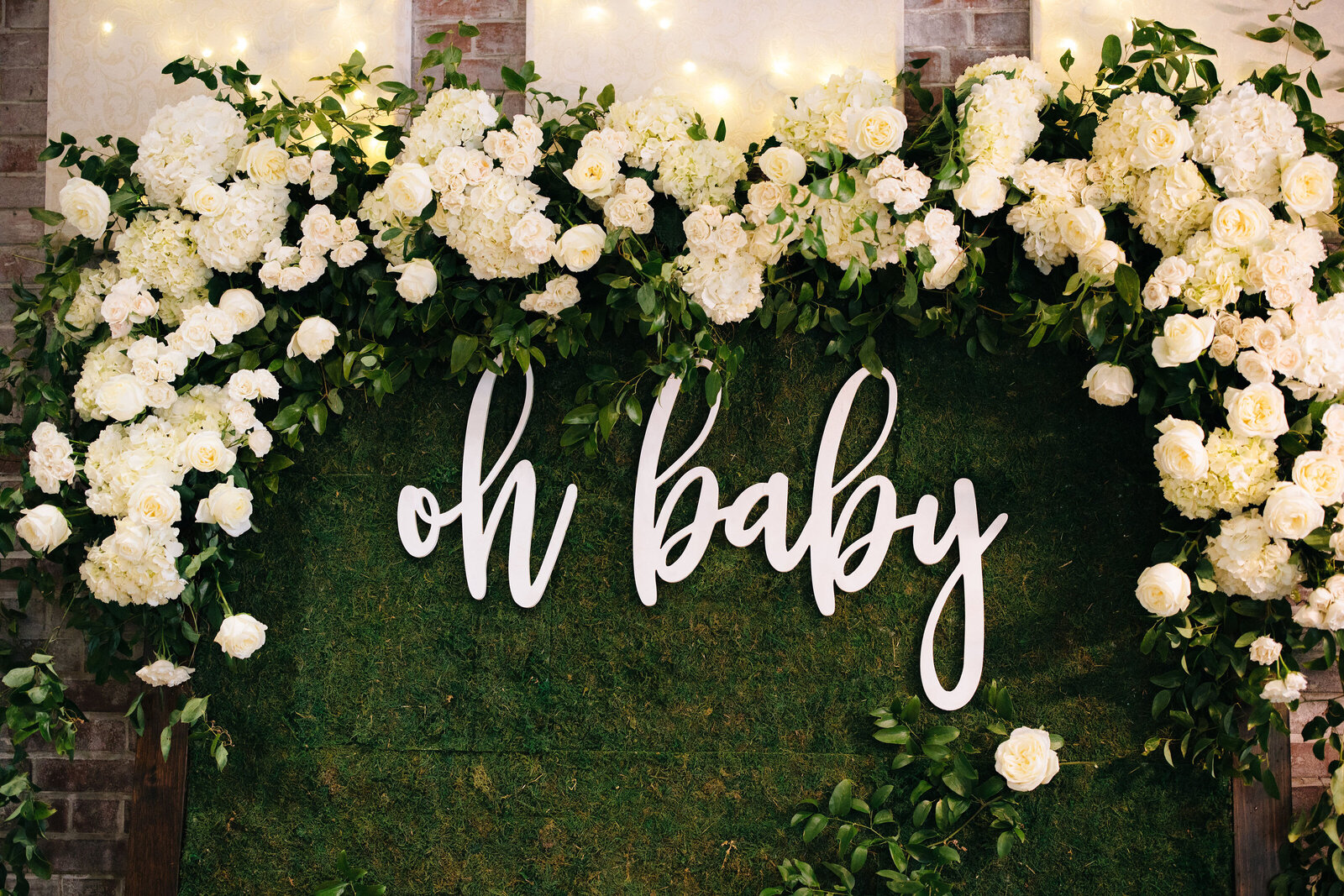 Baby Shower Floral Wall_2